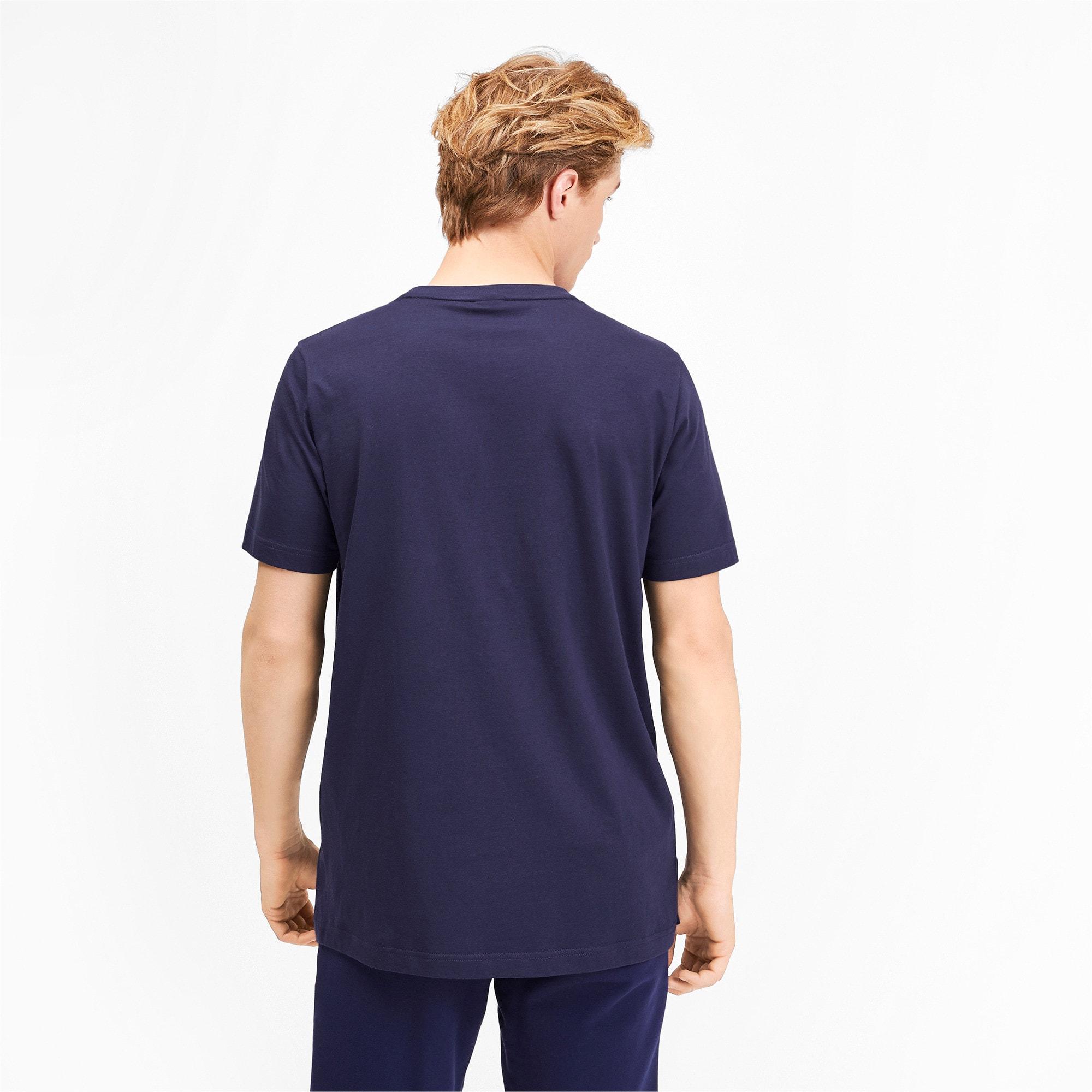 Thumbnail 3 of CLASSICS ロゴ SS Tシャツ (半袖), Peacoat, medium-JPN