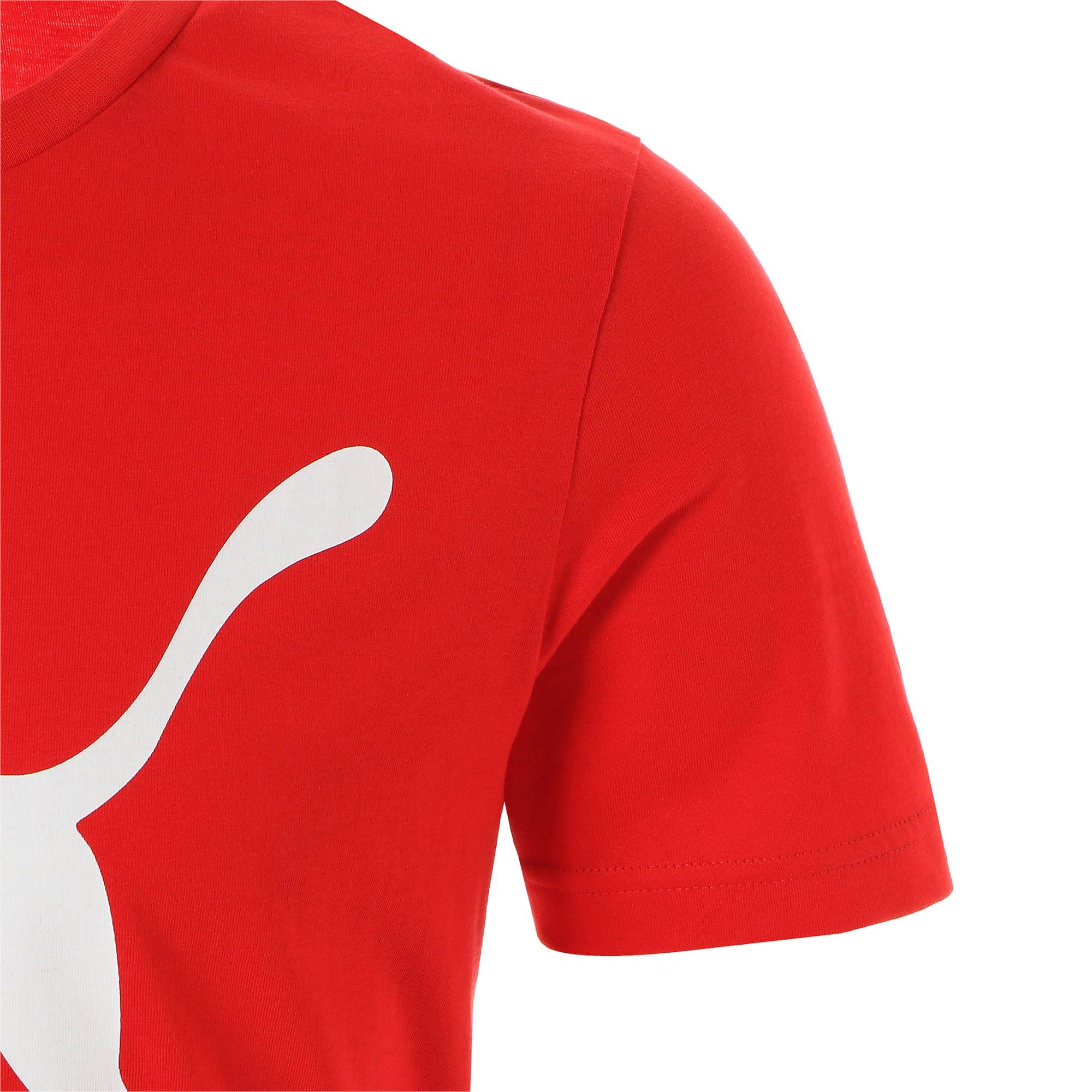 Thumbnail 8 of CLASSICS ロゴ SS Tシャツ 半袖, High Risk Red, medium-JPN