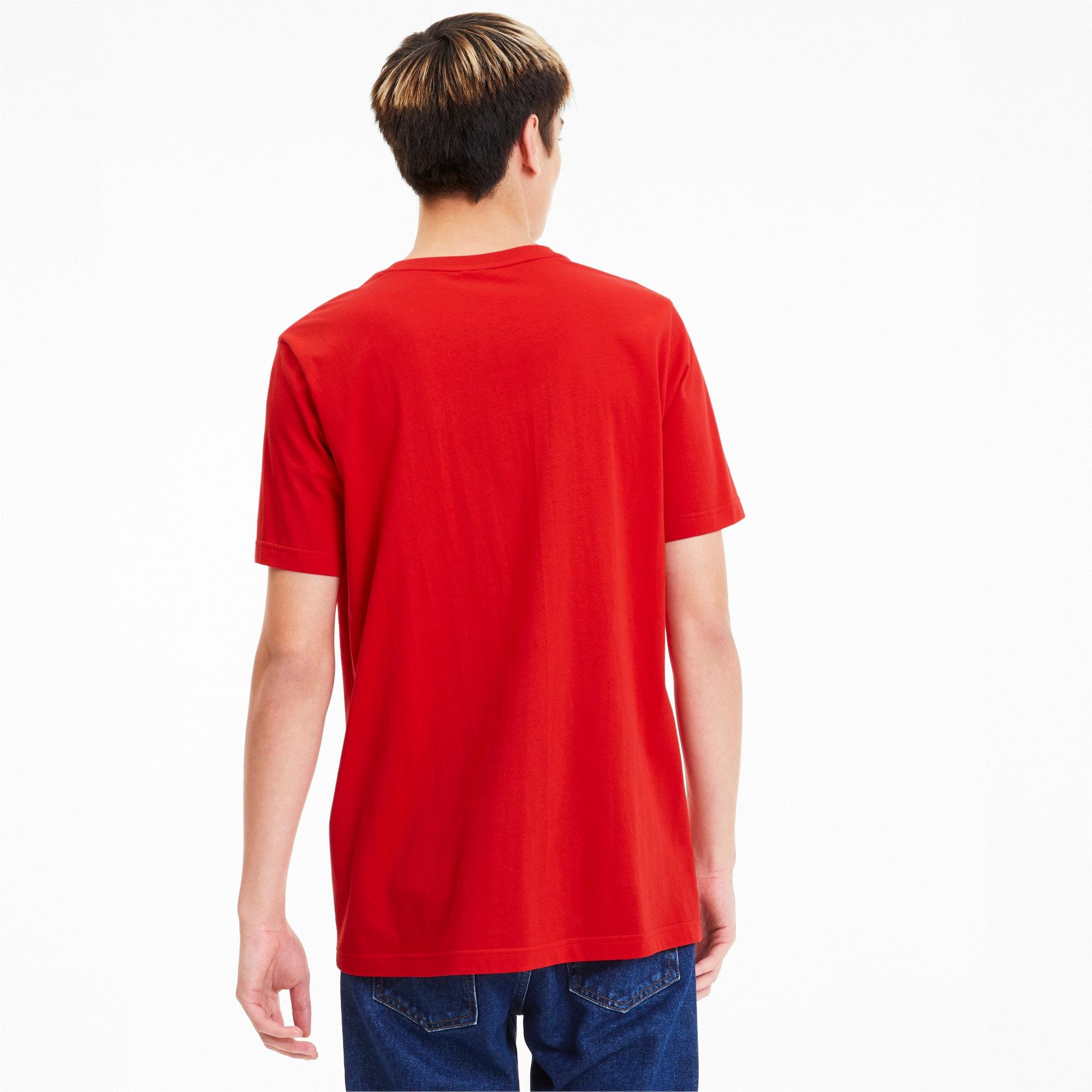 Thumbnail 2 of CLASSICS ロゴ SS Tシャツ 半袖, High Risk Red, medium-JPN