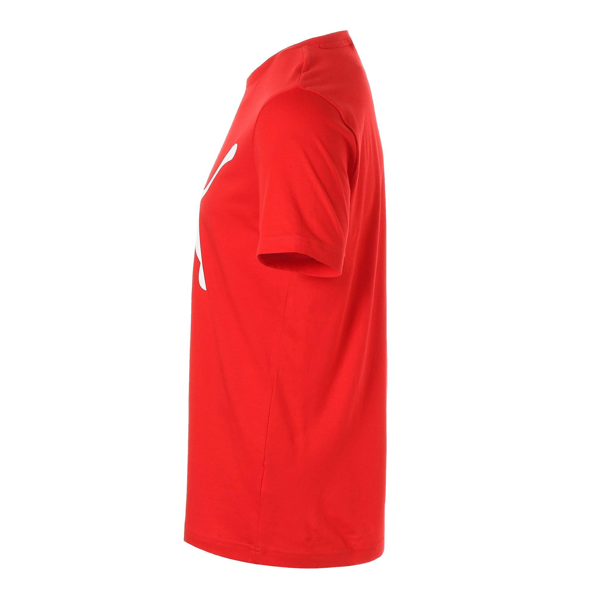 Thumbnail 5 of CLASSICS ロゴ SS Tシャツ 半袖, High Risk Red, medium-JPN