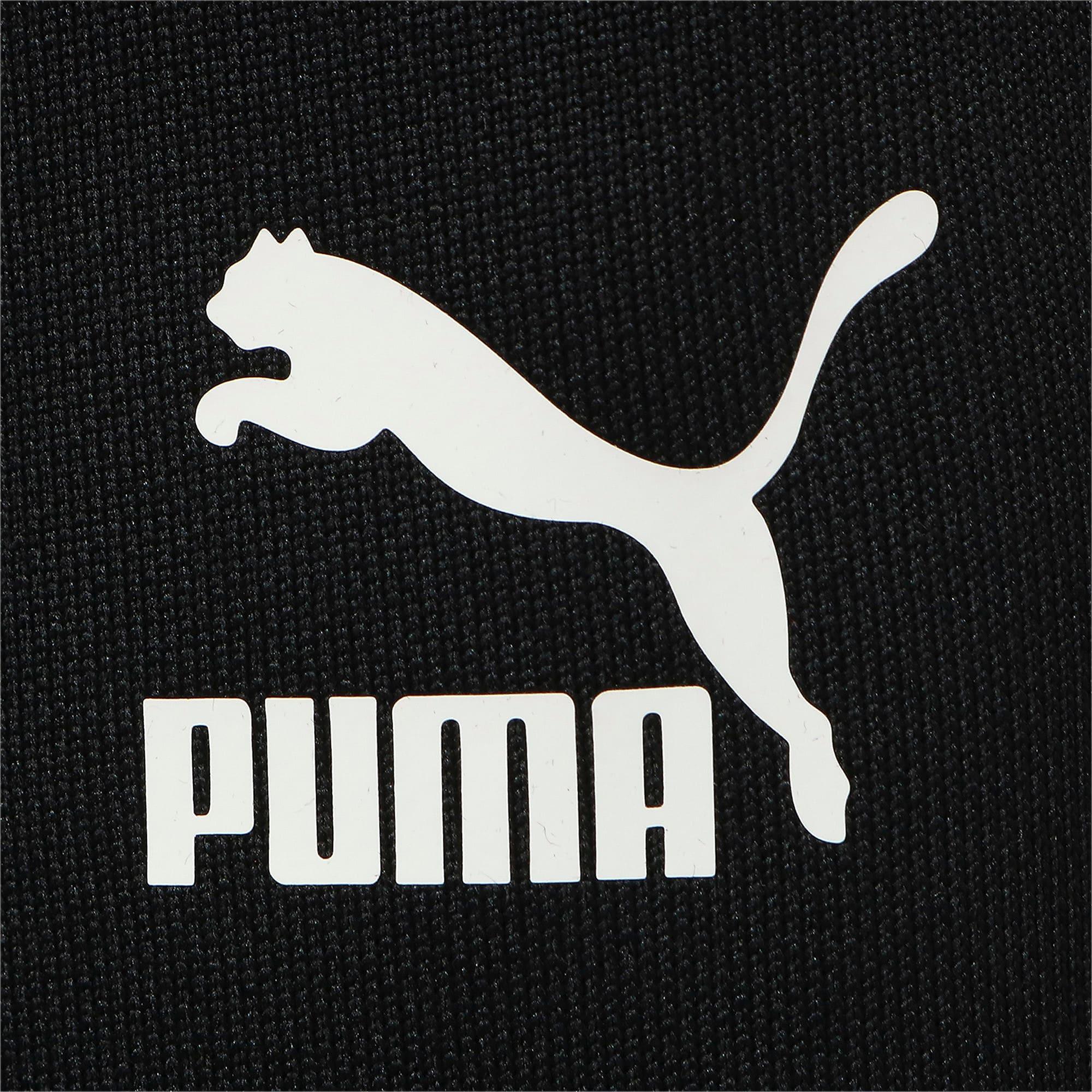 Thumbnail 7 of ICONIC MCS トラックパンツ, Puma Black-Red combo, medium-JPN