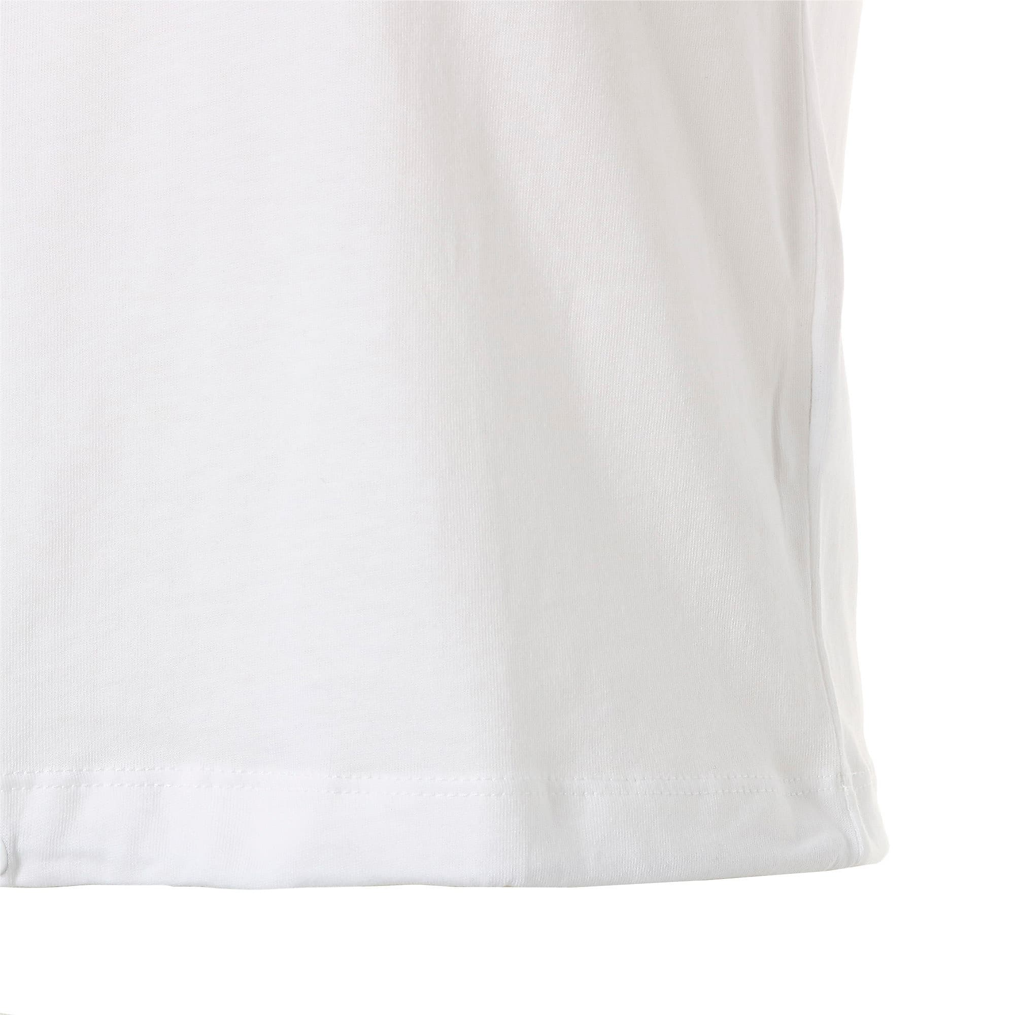 Thumbnail 9 of CHASE V SS ウィメンズ Tシャツ 半袖, Puma White, medium-JPN