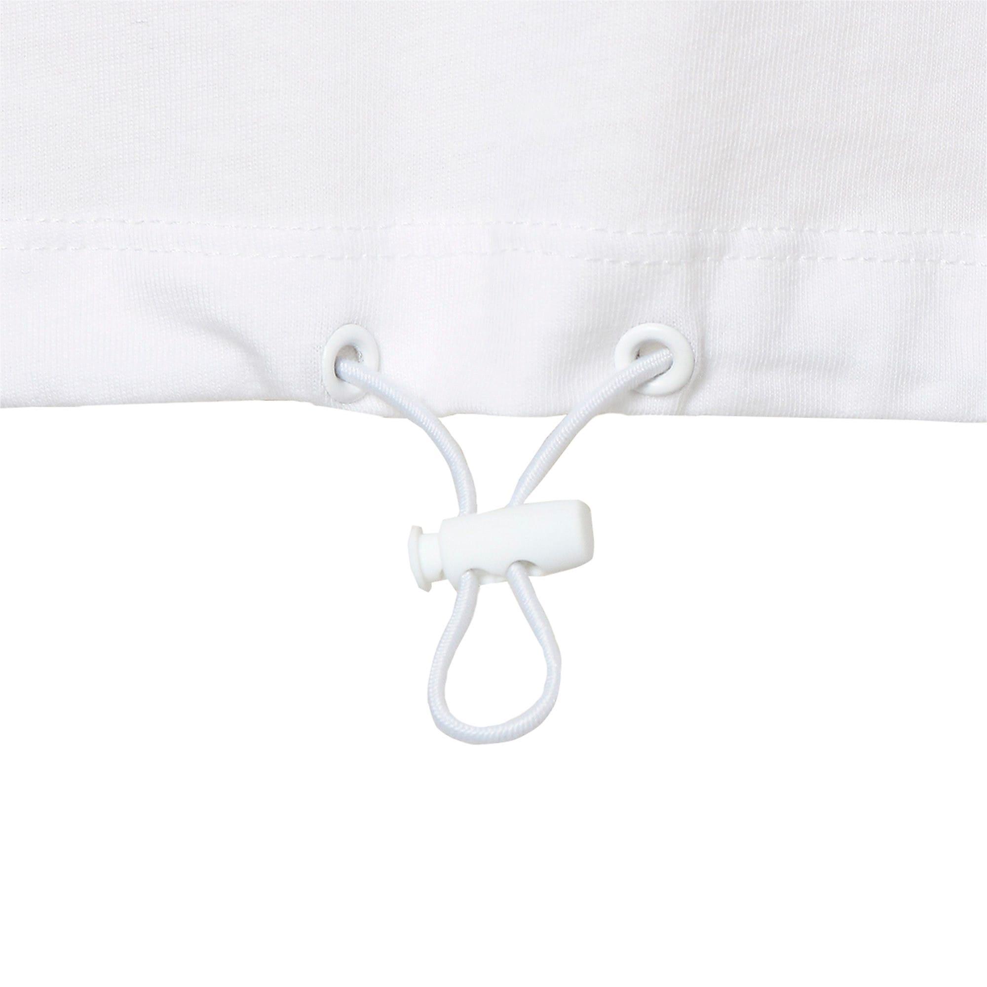 Thumbnail 11 of CHASE V SS ウィメンズ Tシャツ 半袖, Puma White, medium-JPN