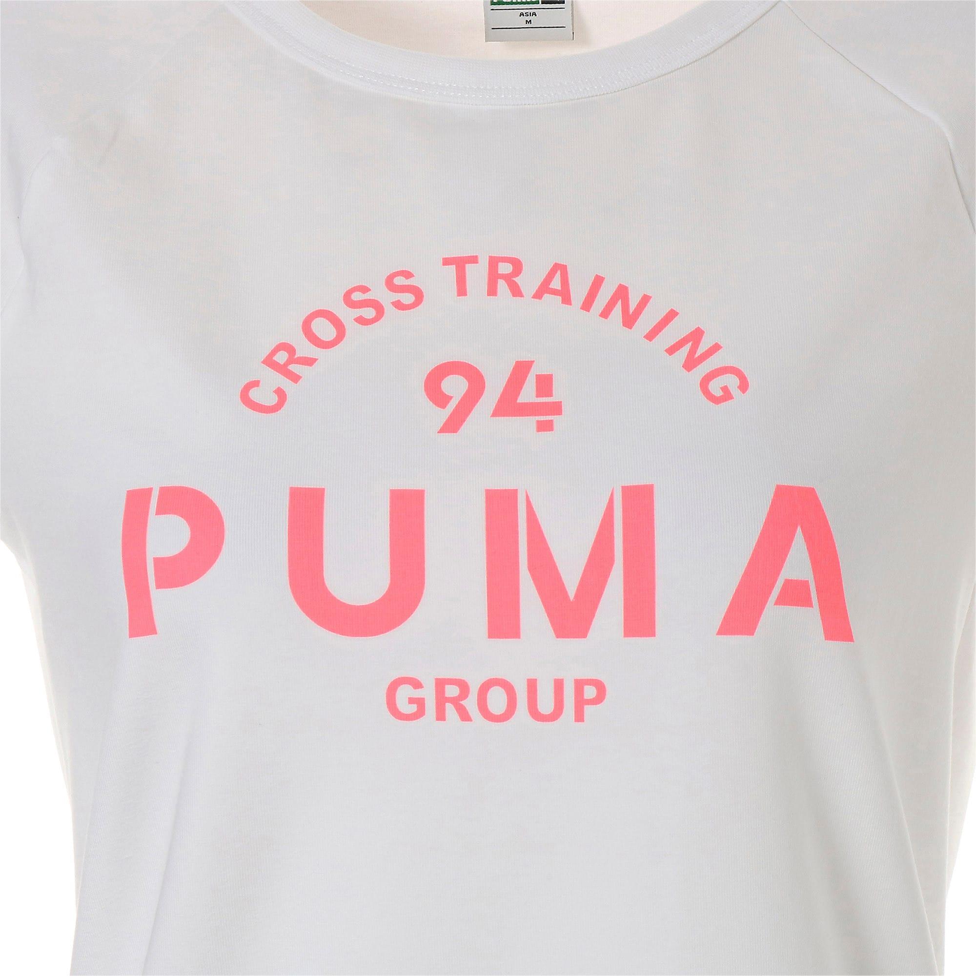 Thumbnail 8 of プーマ XTG ウィメンズ グラフィック SS Tシャツ 半袖, Puma White, medium-JPN