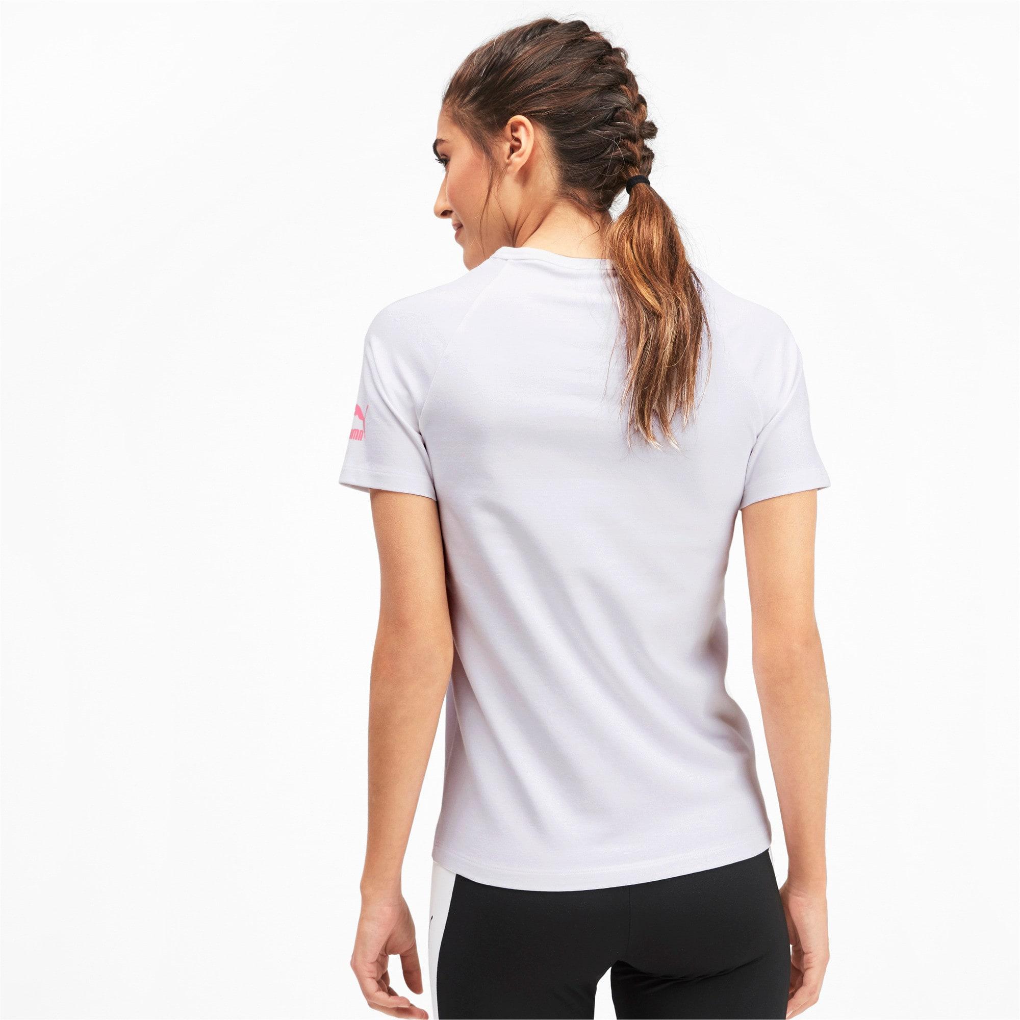 Thumbnail 3 of プーマ XTG ウィメンズ グラフィック SS Tシャツ 半袖, Puma White, medium-JPN
