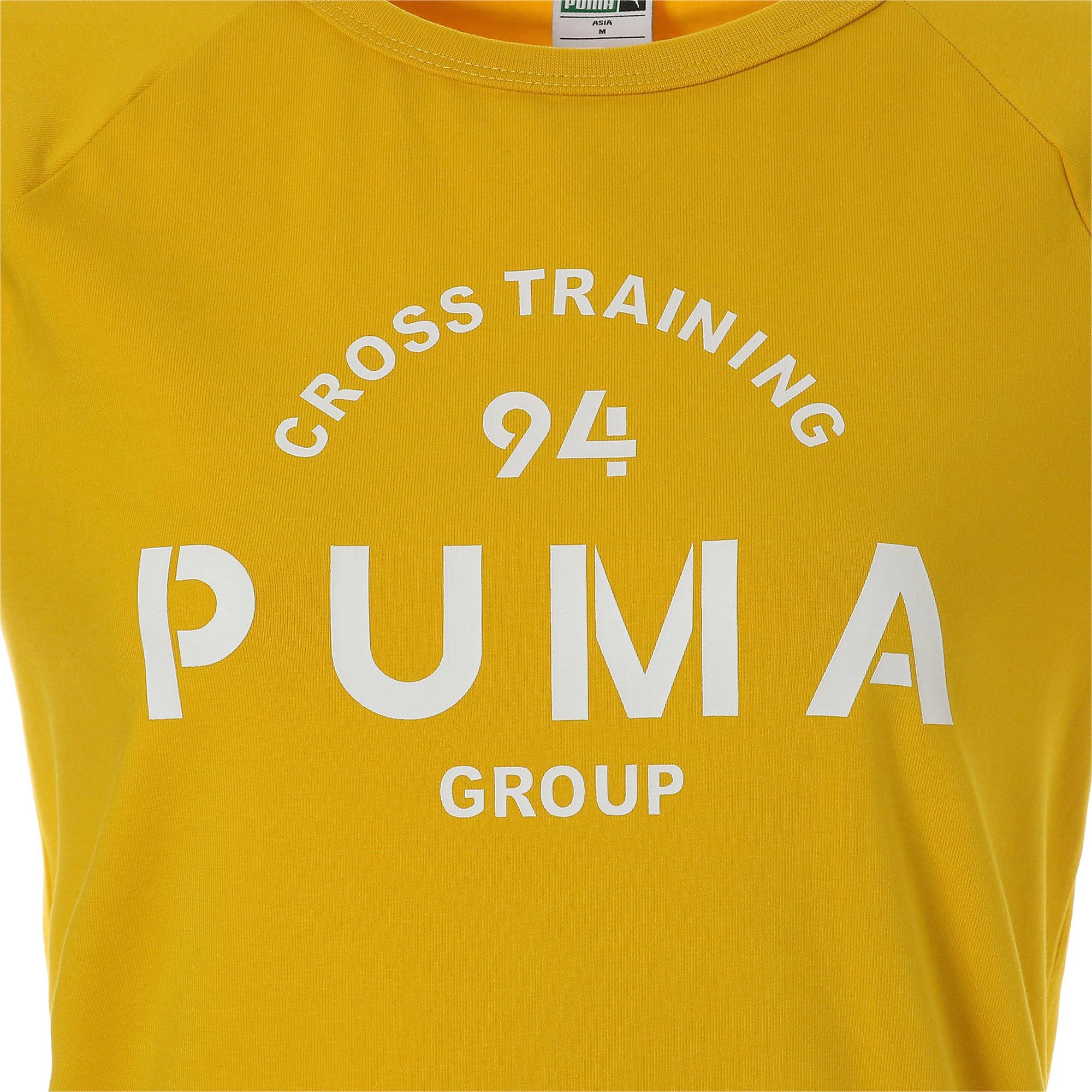 Thumbnail 10 of プーマ XTG ウィメンズ グラフィック SS Tシャツ 半袖, Sulphur, medium-JPN