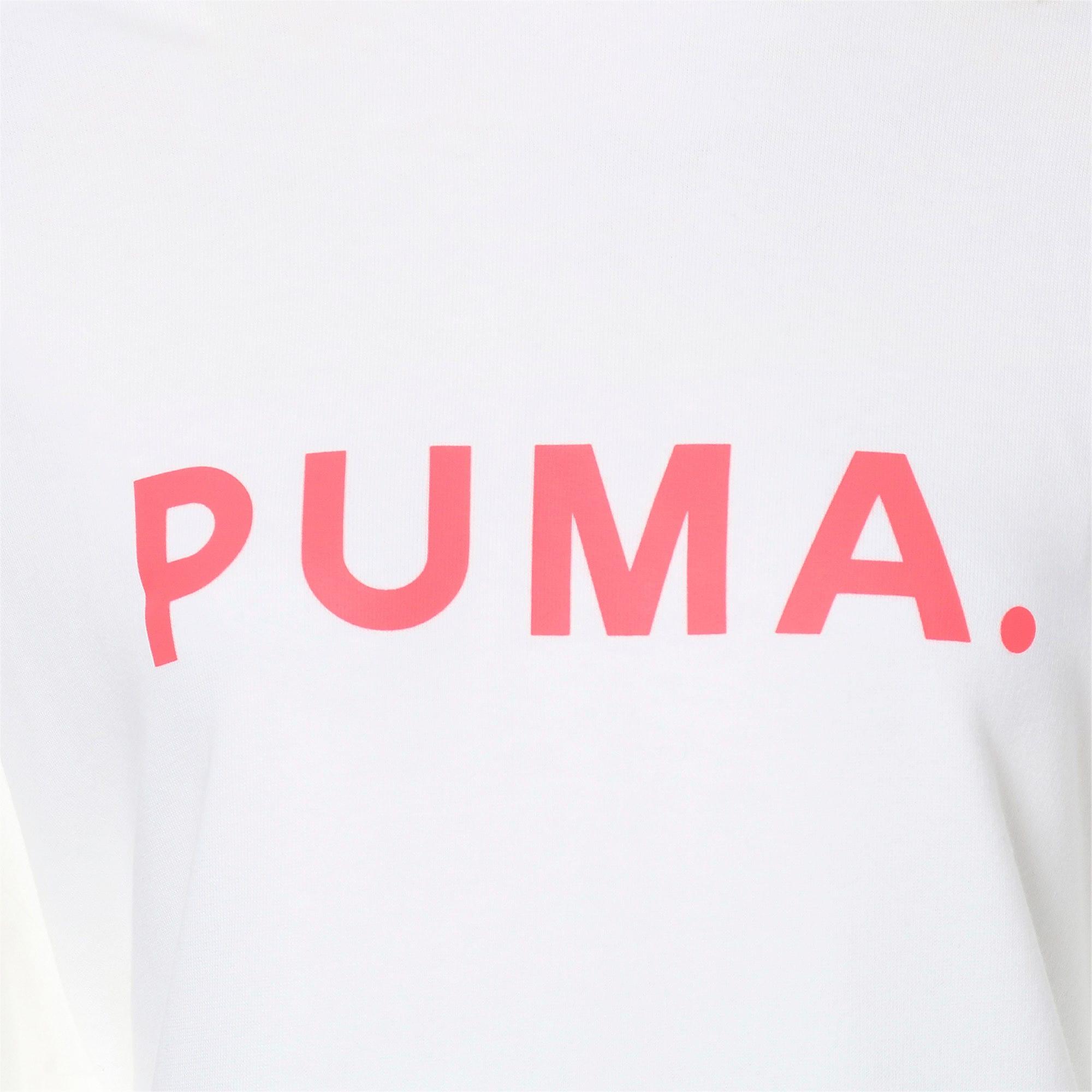 Thumbnail 10 of CHASE ウィメンズ フーデッドドレス, Puma White, medium-JPN
