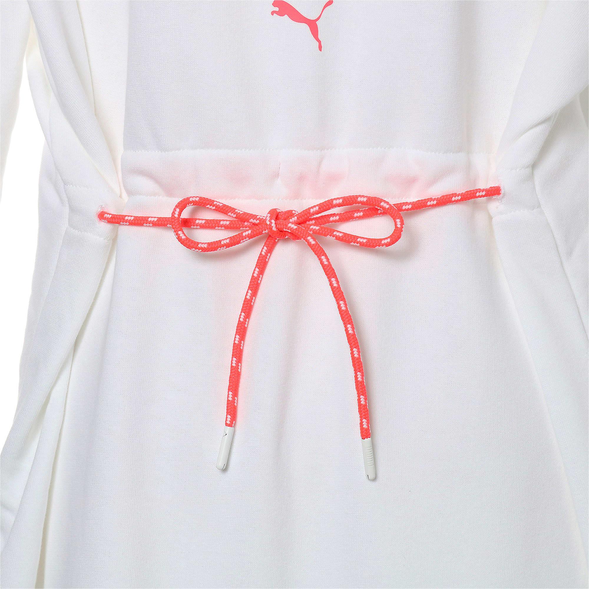 Thumbnail 11 of CHASE ウィメンズ フーデッドドレス, Puma White, medium-JPN