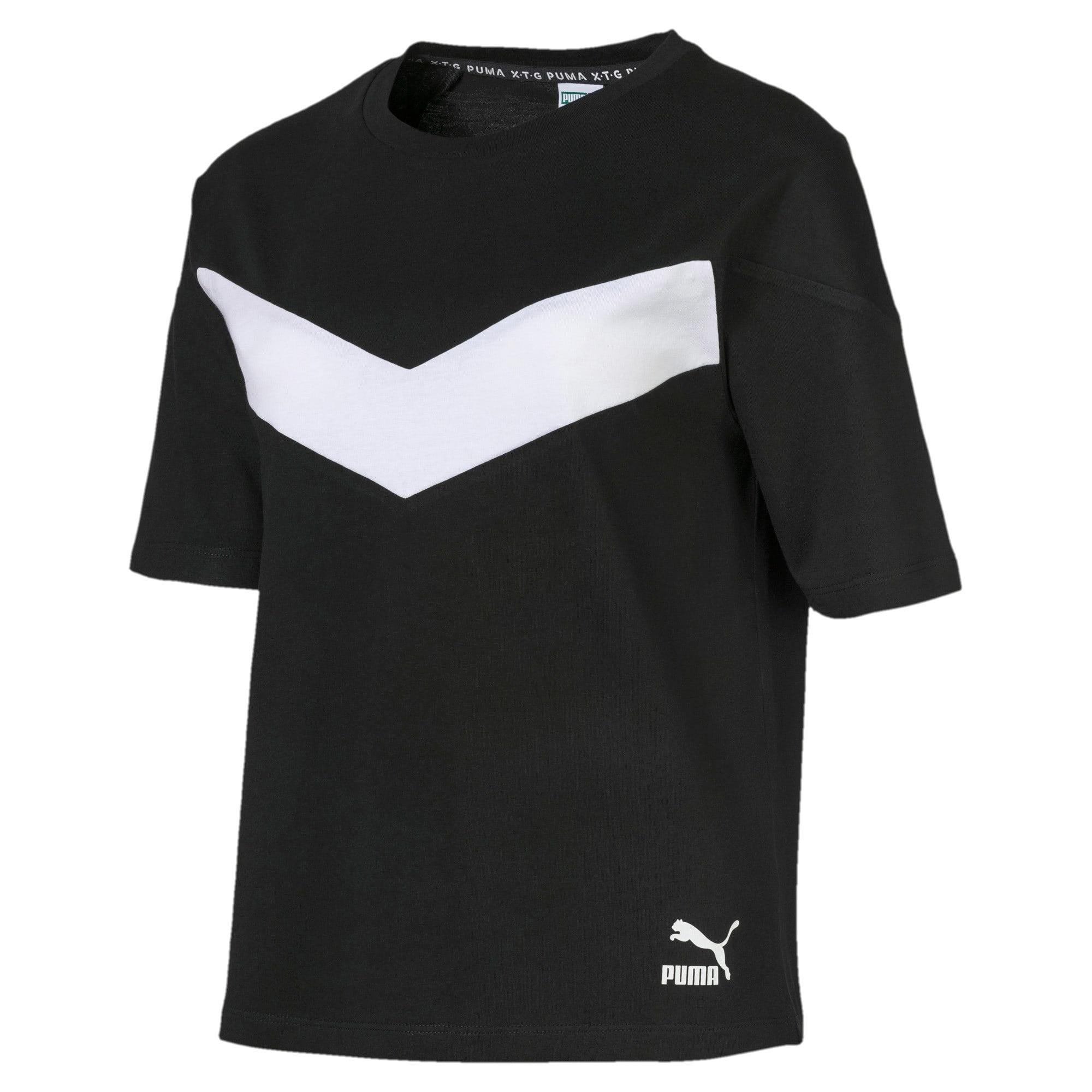 Thumbnail 4 of プーマ XTG ウィメンズ CB SS Tシャツ 半袖, Puma Black, medium-JPN