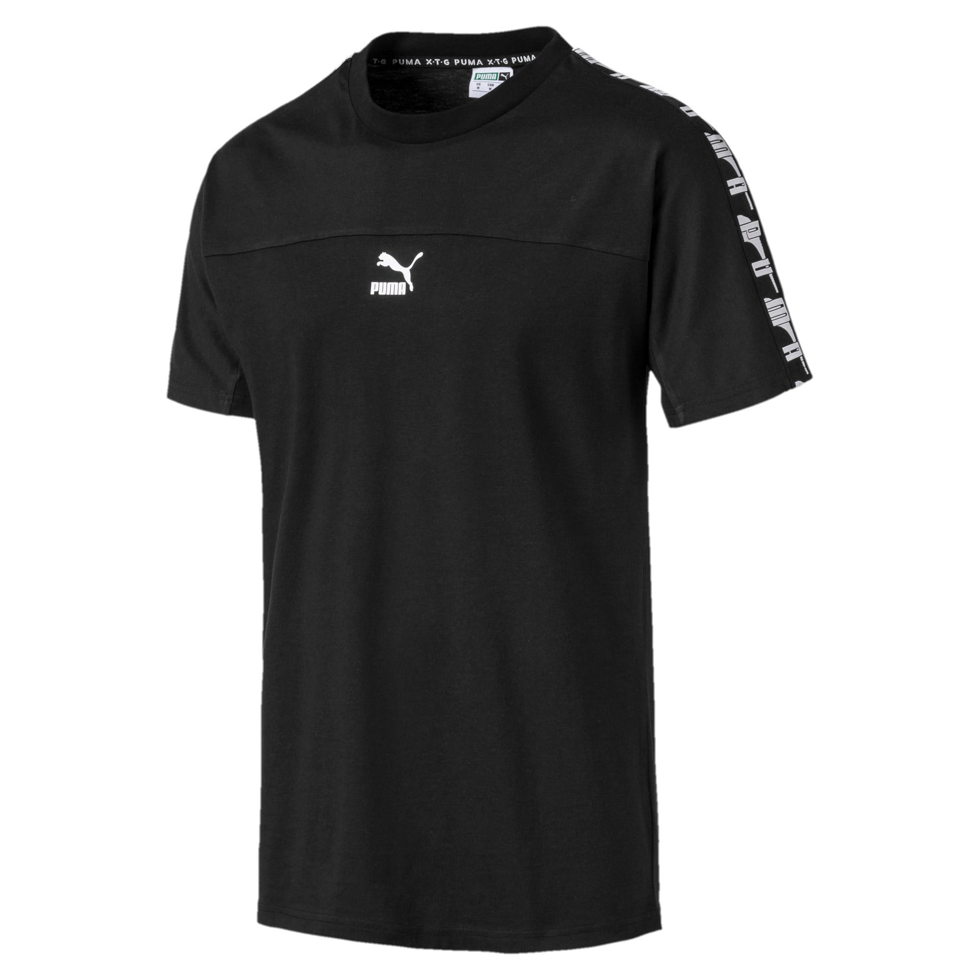 Thumbnail 1 of PUMA XTG SS Tシャツ, Puma Black, medium-JPN