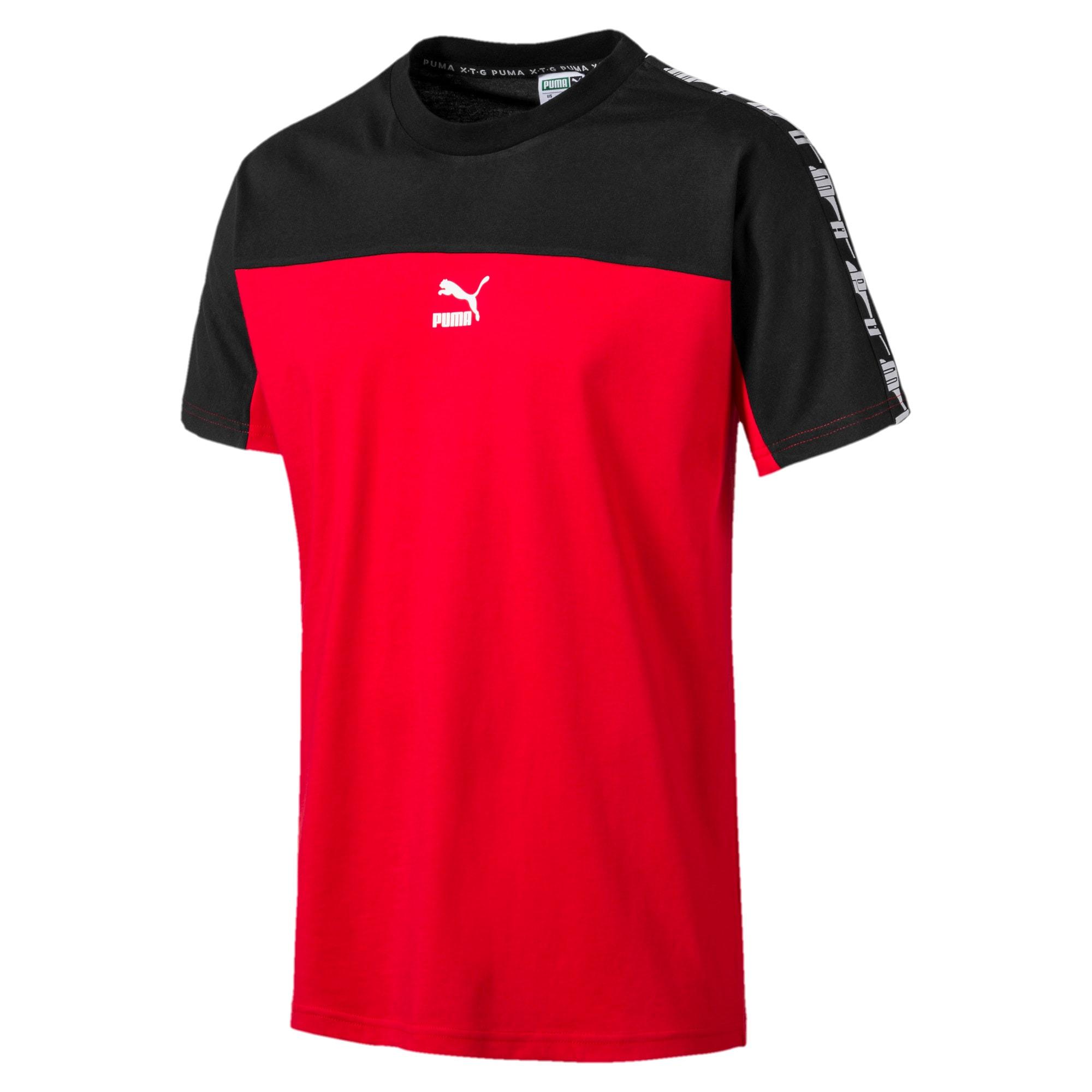 Thumbnail 1 of PUMA XTG SS Tシャツ, High Risk Red, medium-JPN