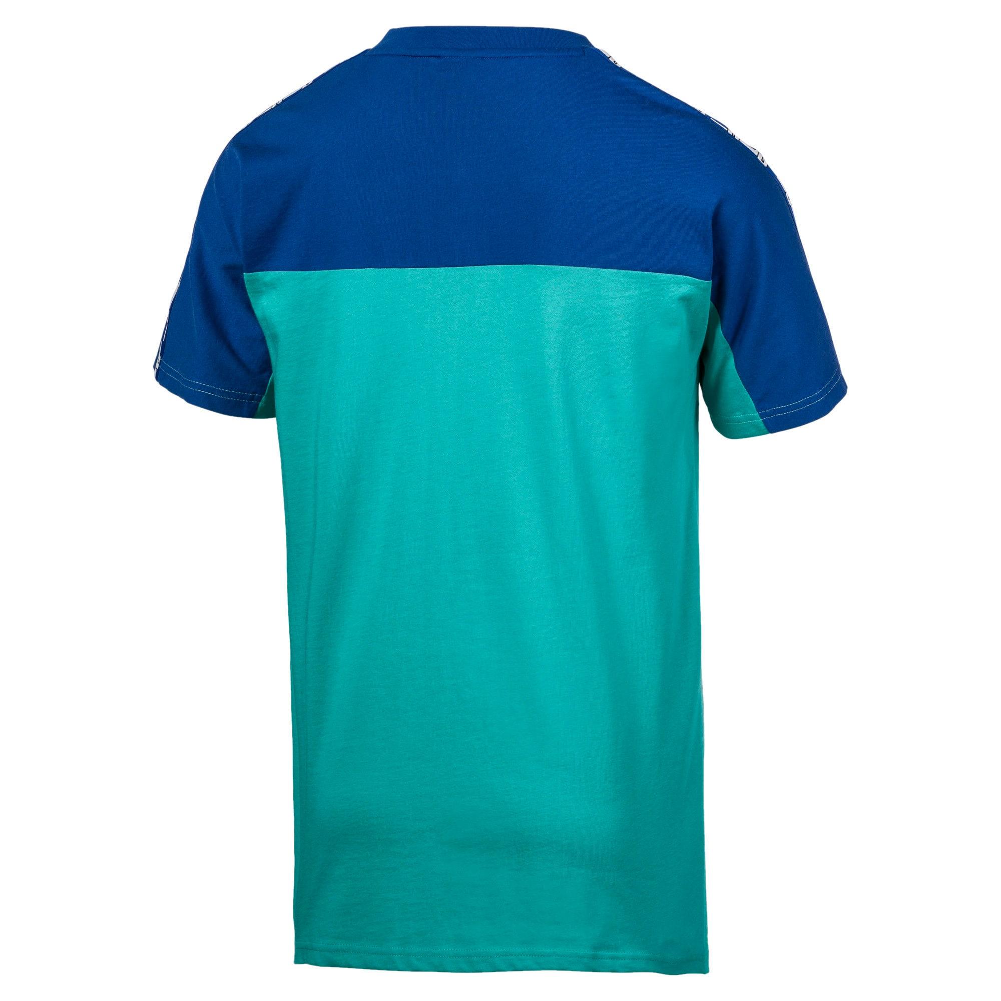 Thumbnail 6 of PUMA XTG SS Tシャツ 半袖, Blue Turquoise, medium-JPN