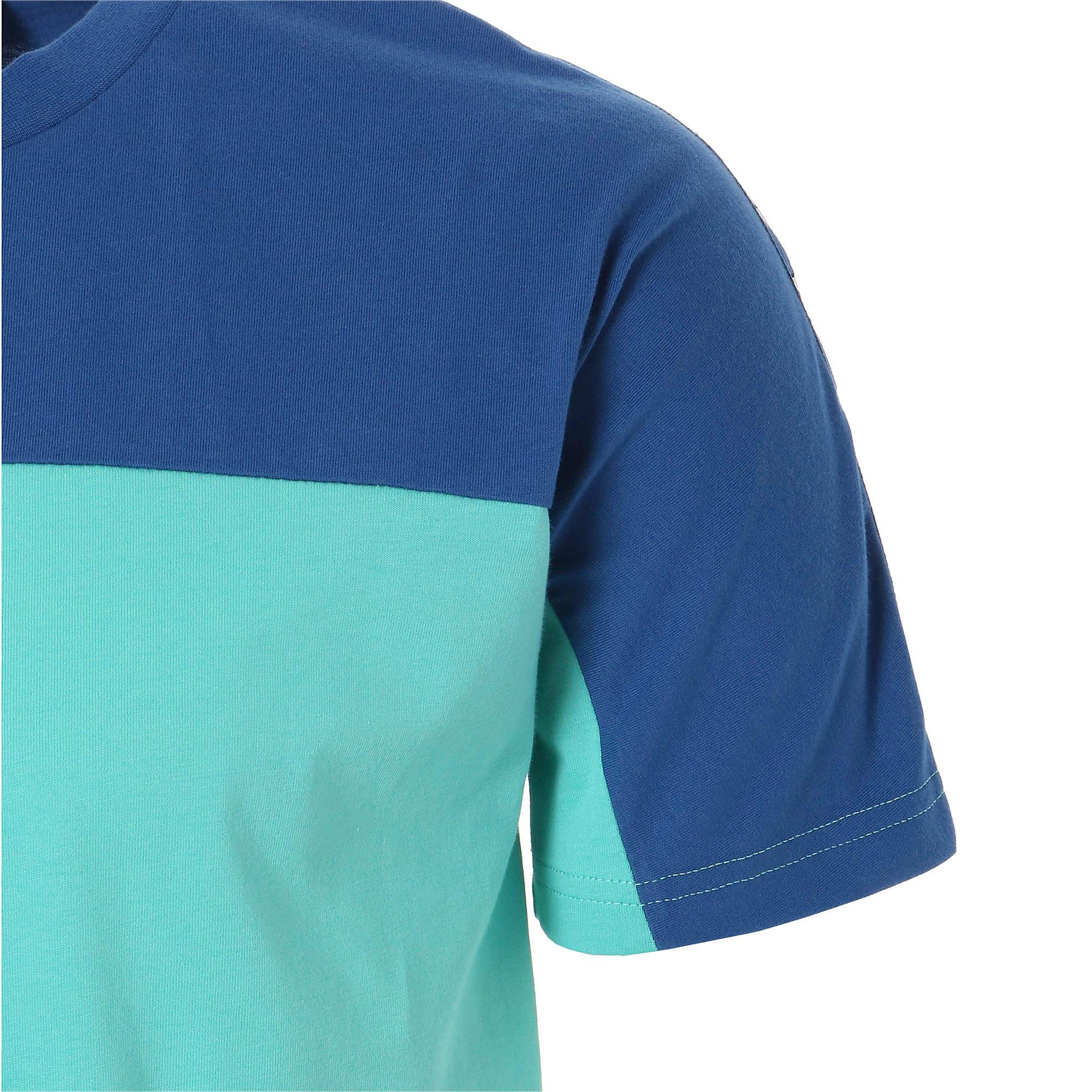 Thumbnail 7 of PUMA XTG SS Tシャツ 半袖, Blue Turquoise, medium-JPN