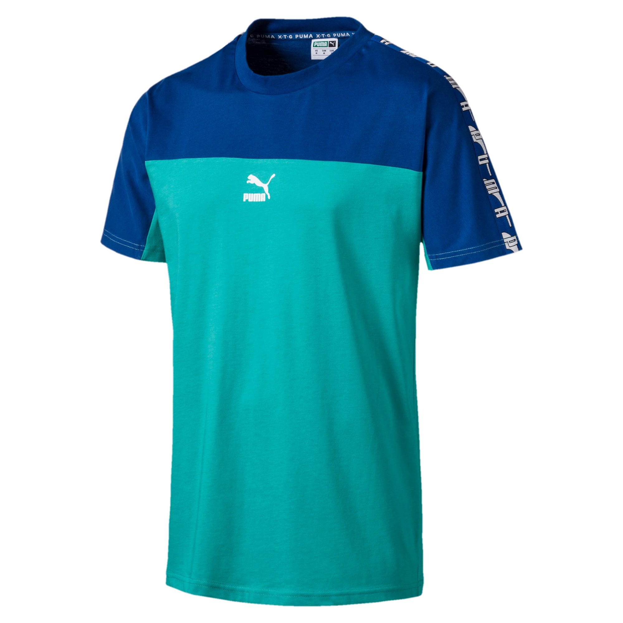 Thumbnail 1 of PUMA XTG SS Tシャツ 半袖, Blue Turquoise, medium-JPN