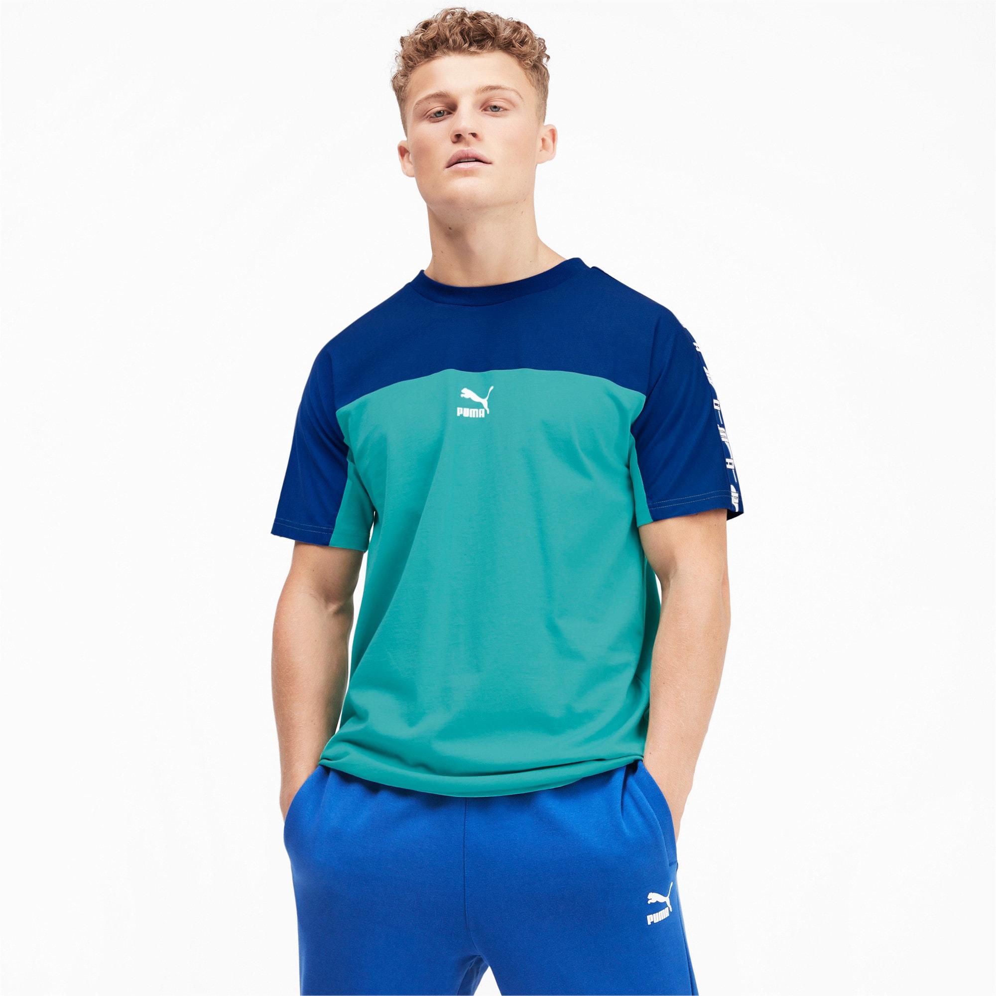 Thumbnail 2 of PUMA XTG SS Tシャツ 半袖, Blue Turquoise, medium-JPN