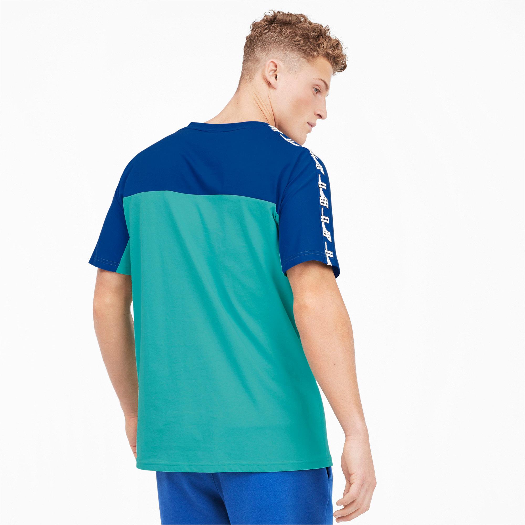 Thumbnail 3 of PUMA XTG SS Tシャツ 半袖, Blue Turquoise, medium-JPN
