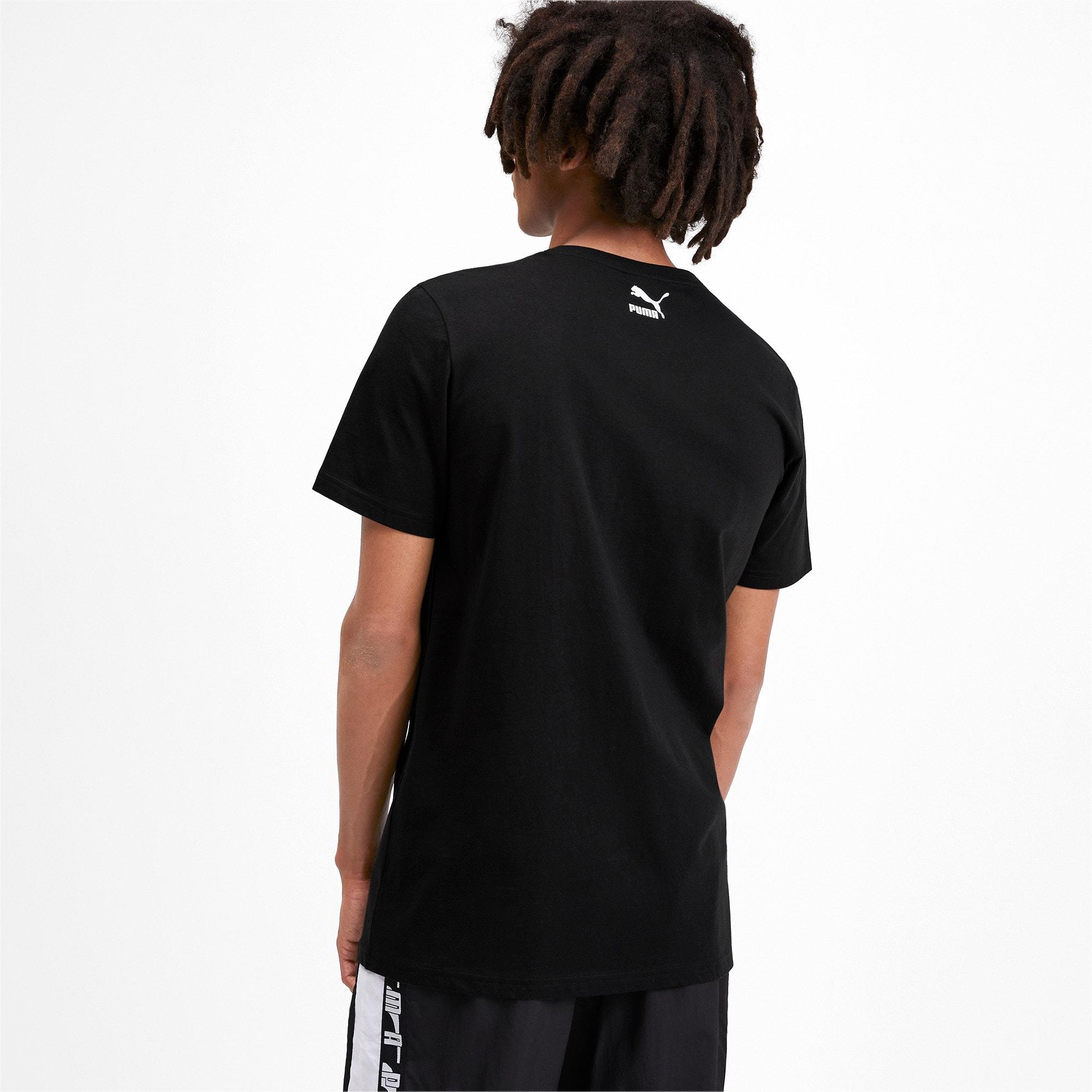 Thumbnail 2 of PUMA XTG グラフィック SS Tシャツ, Puma Black, medium-JPN