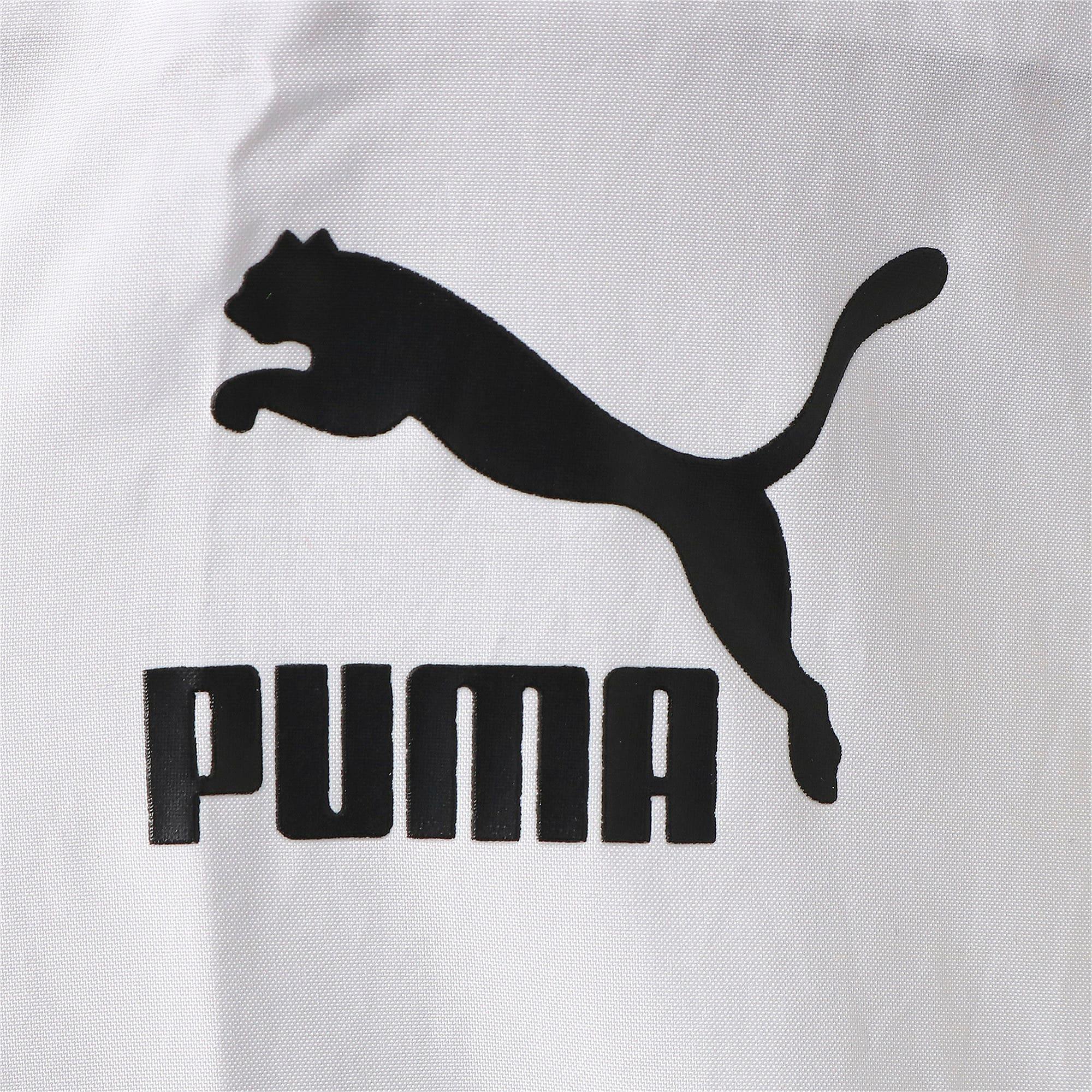 Thumbnail 7 of LUXTG ウーブンジャケット, Puma Black, medium-JPN