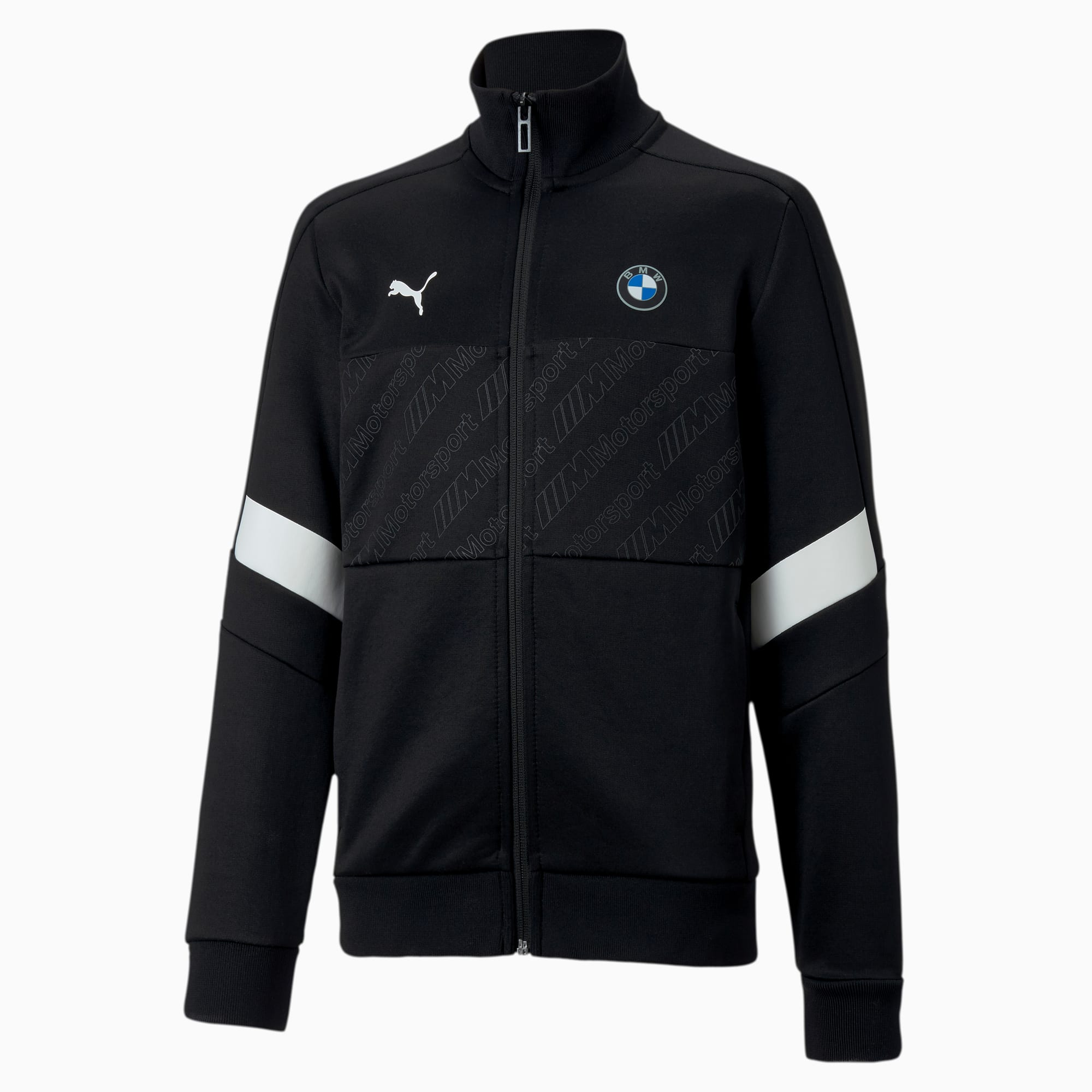 BMW M Motorsport Boys' T7 Track Jacket