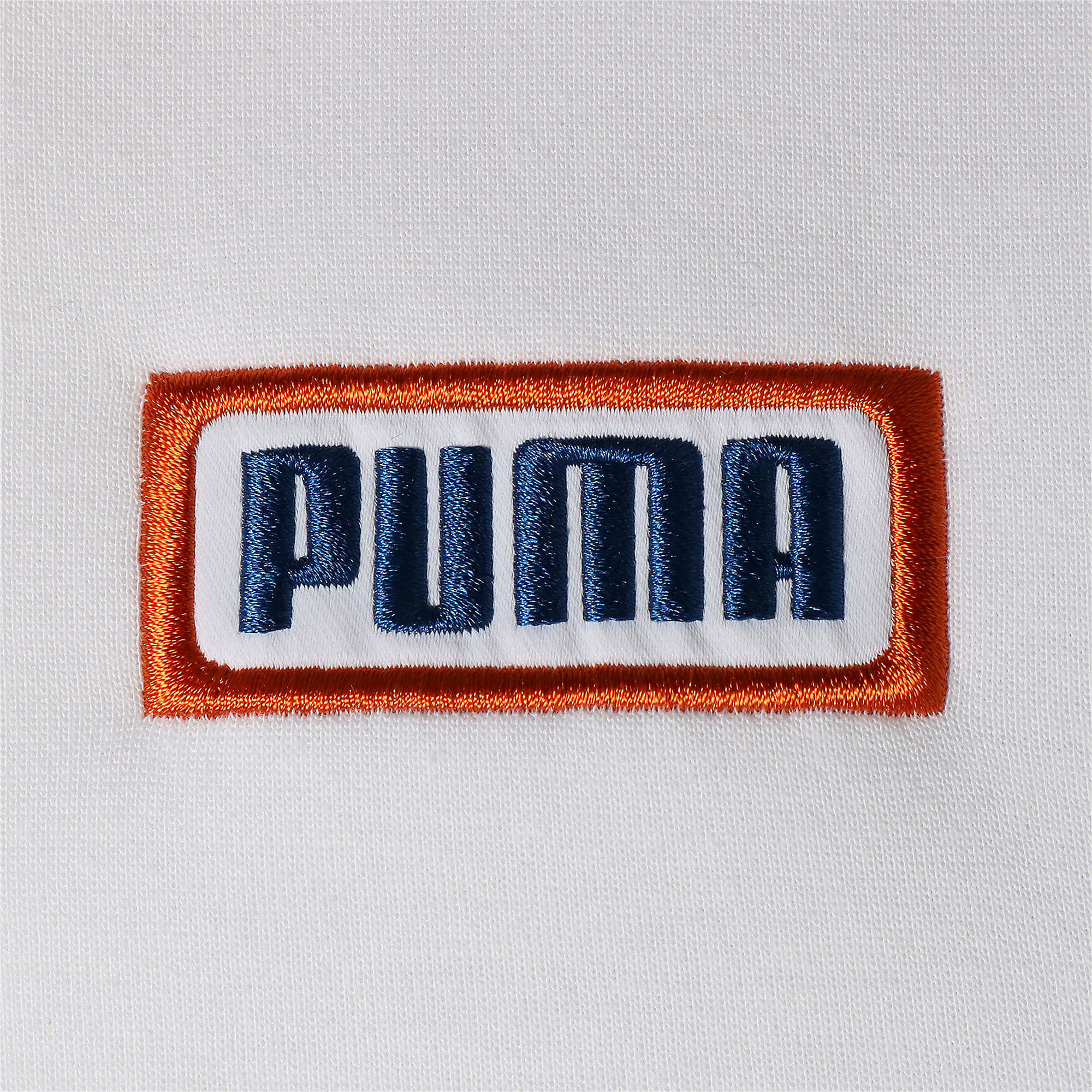 Thumbnail 8 of COLOUR BLOCK ジップアップ フーディ, Puma White, medium-JPN