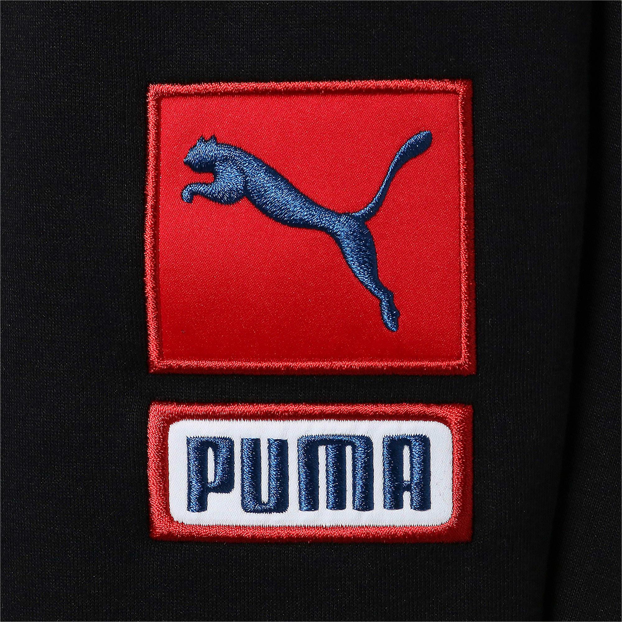 Thumbnail 8 of COLOUR BLOCK スウェット パンツ, Puma Black, medium-JPN