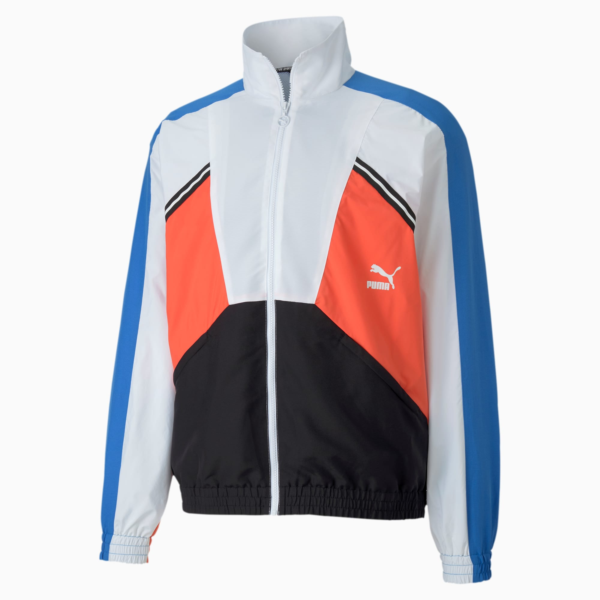 Tailored for Sport Herren Gewebte Jacke | Palace Blue | PUMA