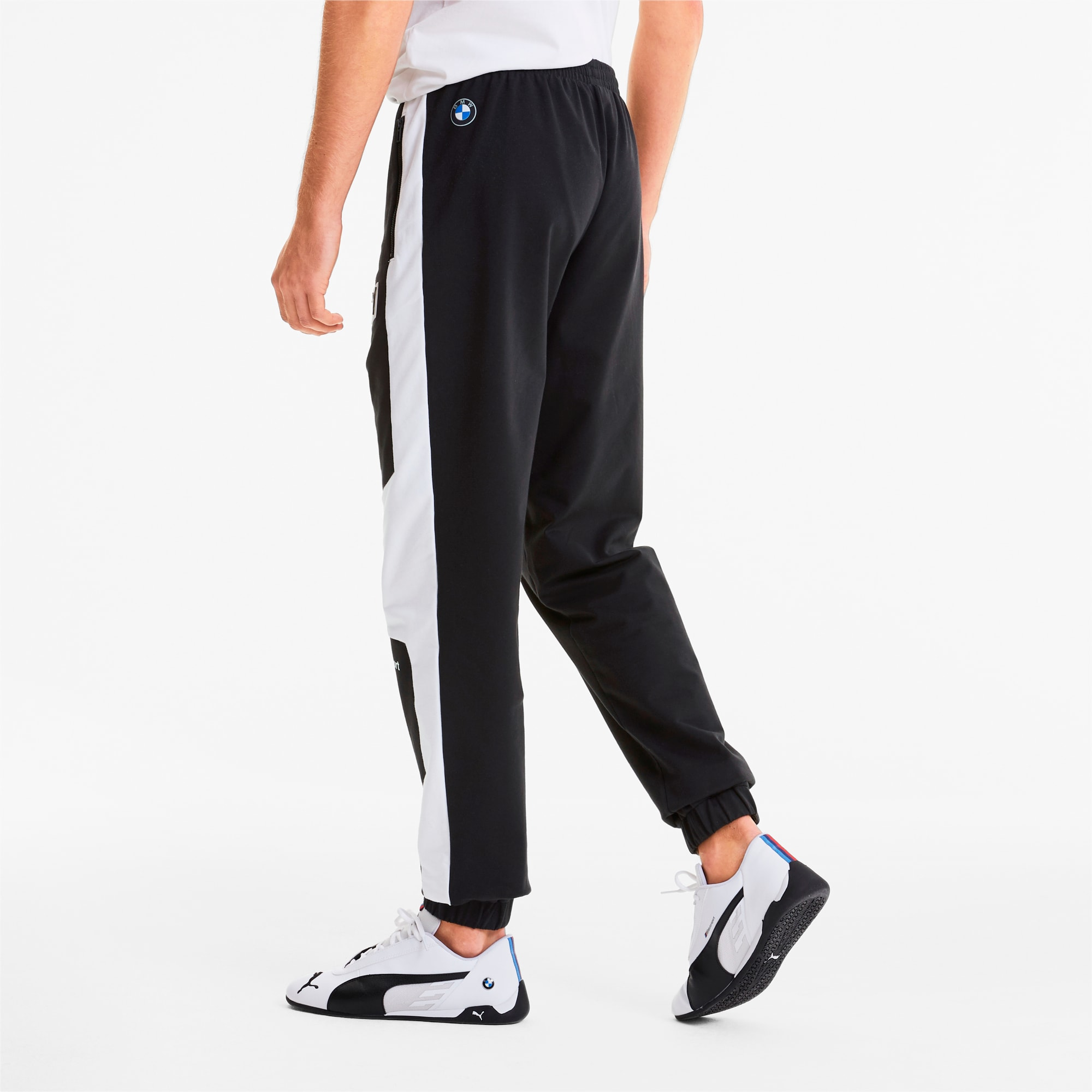 BMW M Motorsport Street Herren Sweatpants | Puma Black