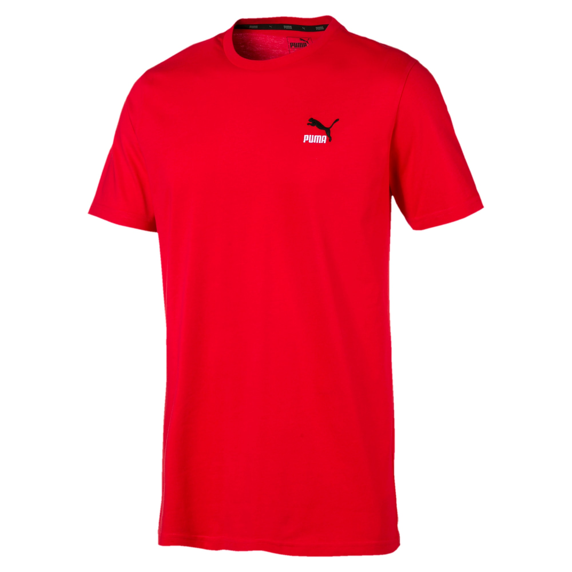 Thumbnail 1 of Classics T-shirt met borduursel voor heren, High Risk Red, medium
