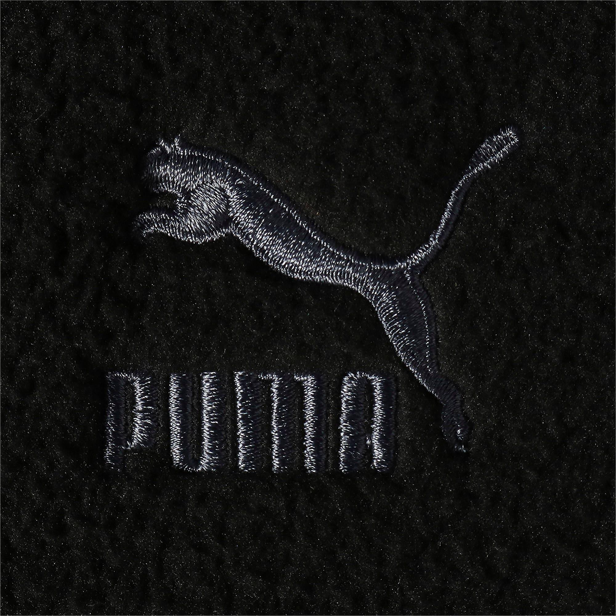 Thumbnail 4 of XTG トレイル フリースベスト, Puma Black, medium-JPN