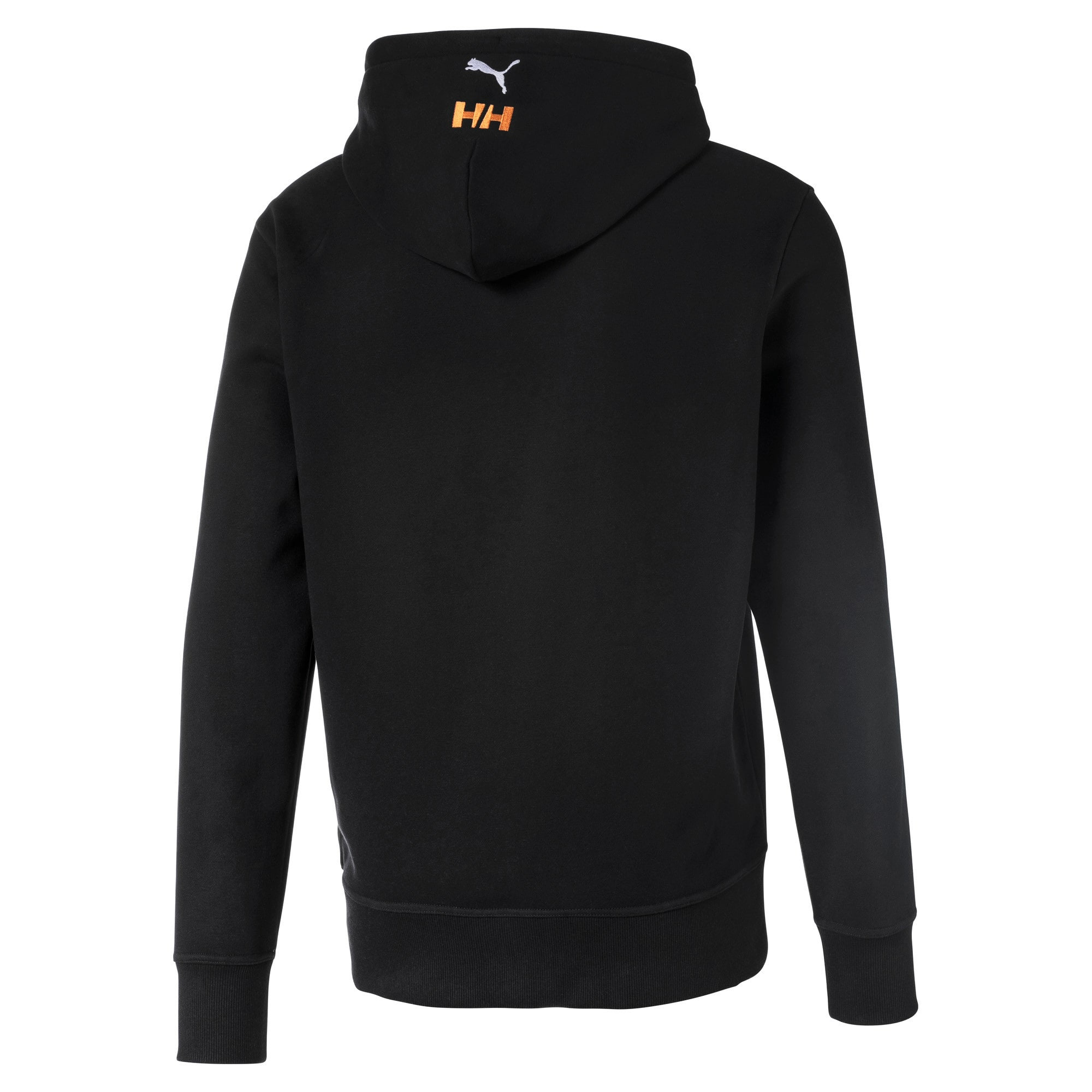 Thumbnail 2 of PUMA x HELLY HANSEN Long Sleeve Hoodie, Puma Black, medium