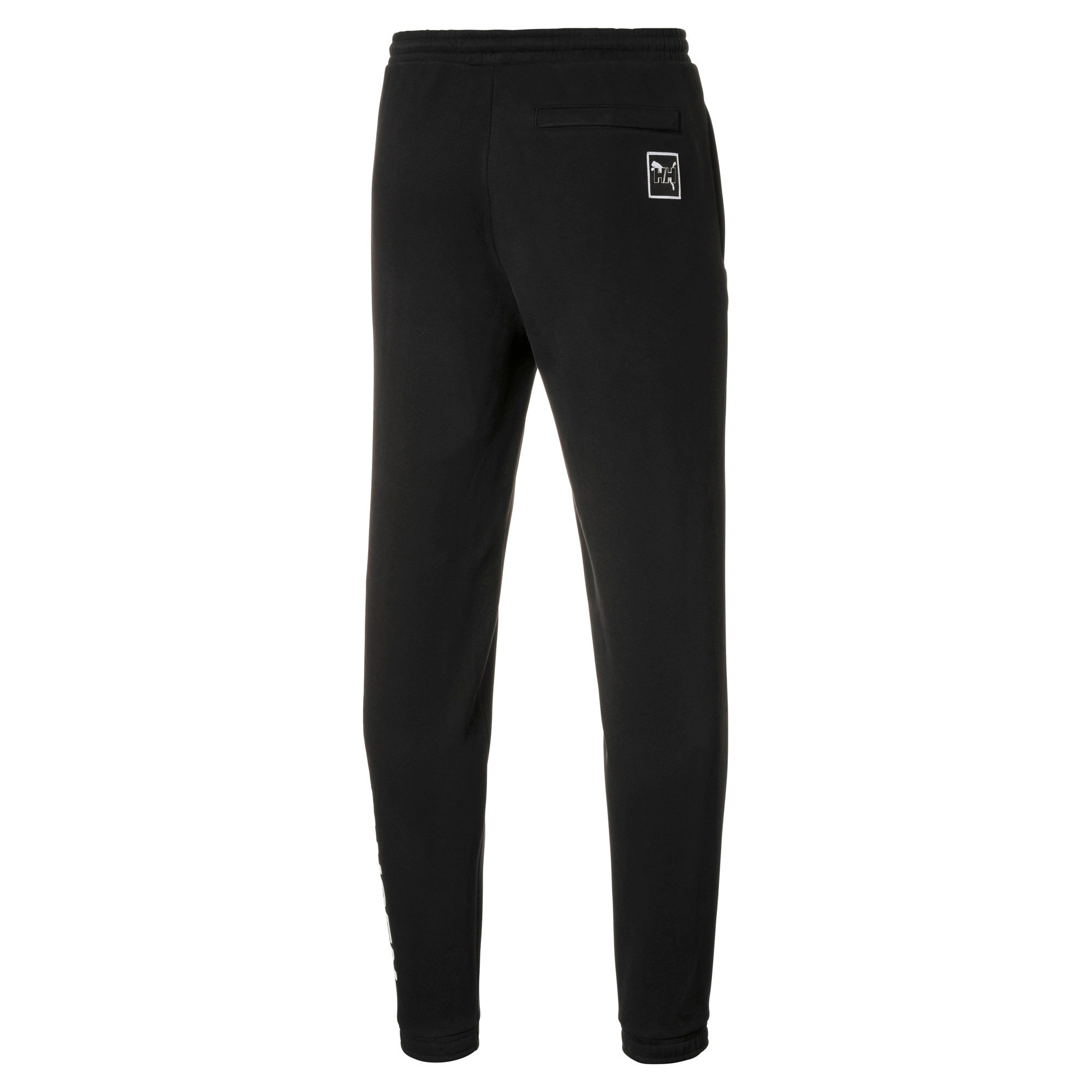 Thumbnail 2 of Pantalon de survêtement en polaire PUMA x HELLY HANSEN, Puma Black, medium