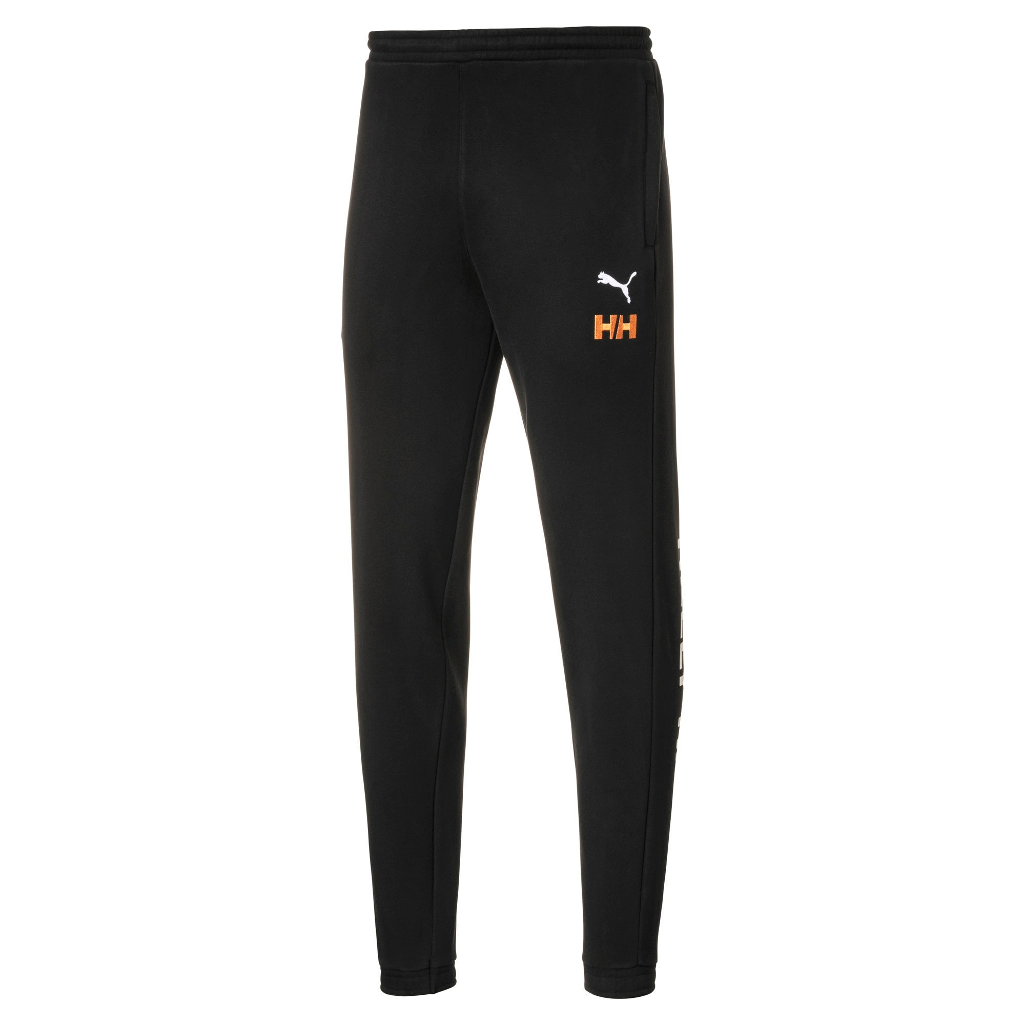 Thumbnail 1 of Pantalon de survêtement en polaire PUMA x HELLY HANSEN, Puma Black, medium