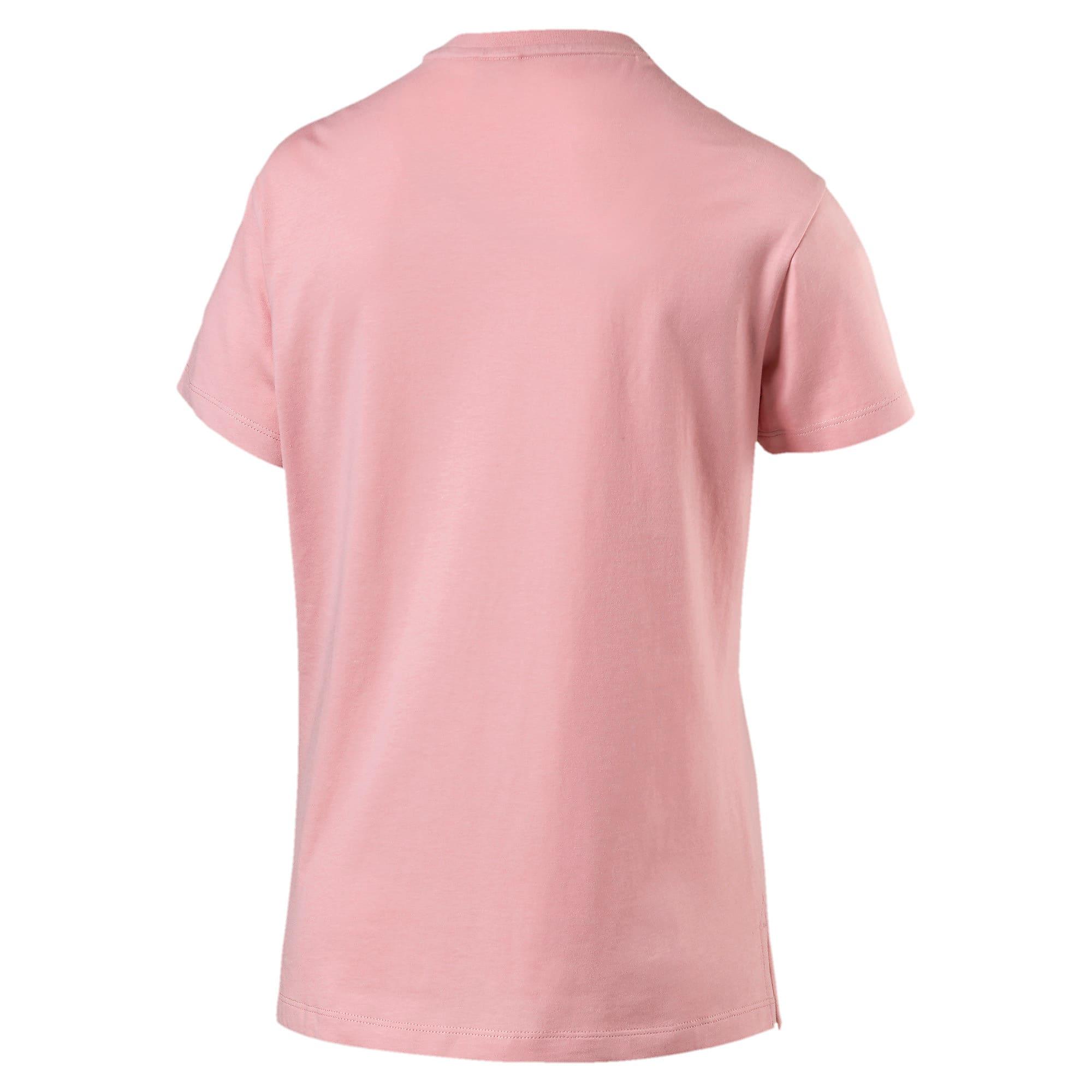 Thumbnail 3 of CLOUD パック ウィメンズ グラフィック Tシャツ, Bridal Rose, medium-JPN