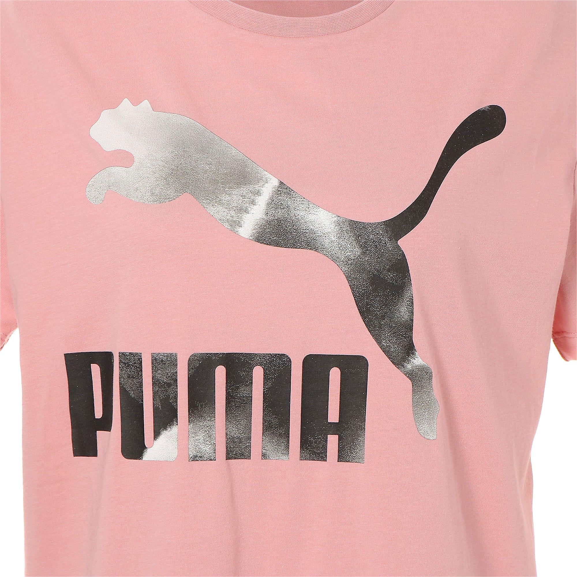 Thumbnail 4 of CLOUD パック ウィメンズ グラフィック Tシャツ, Bridal Rose, medium-JPN