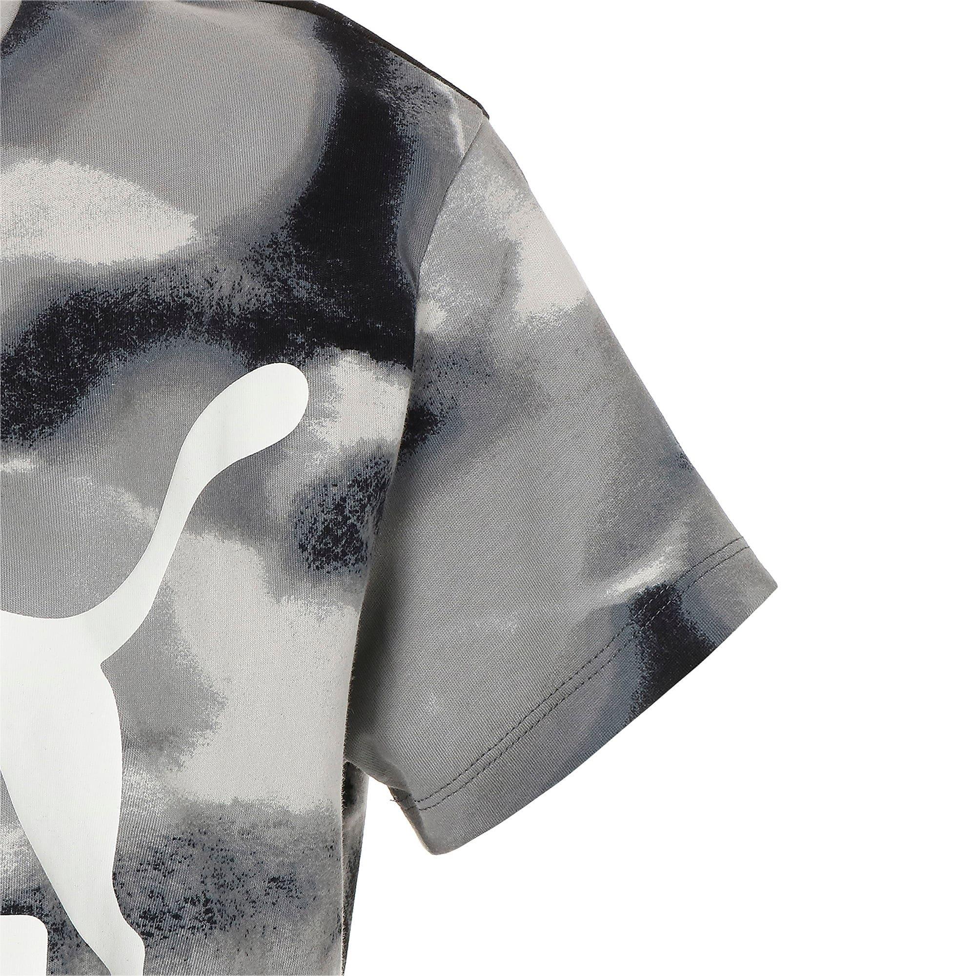 Thumbnail 5 of CLOUD パック ウィメンズ AOP Tシャツ, Puma Black, medium-JPN