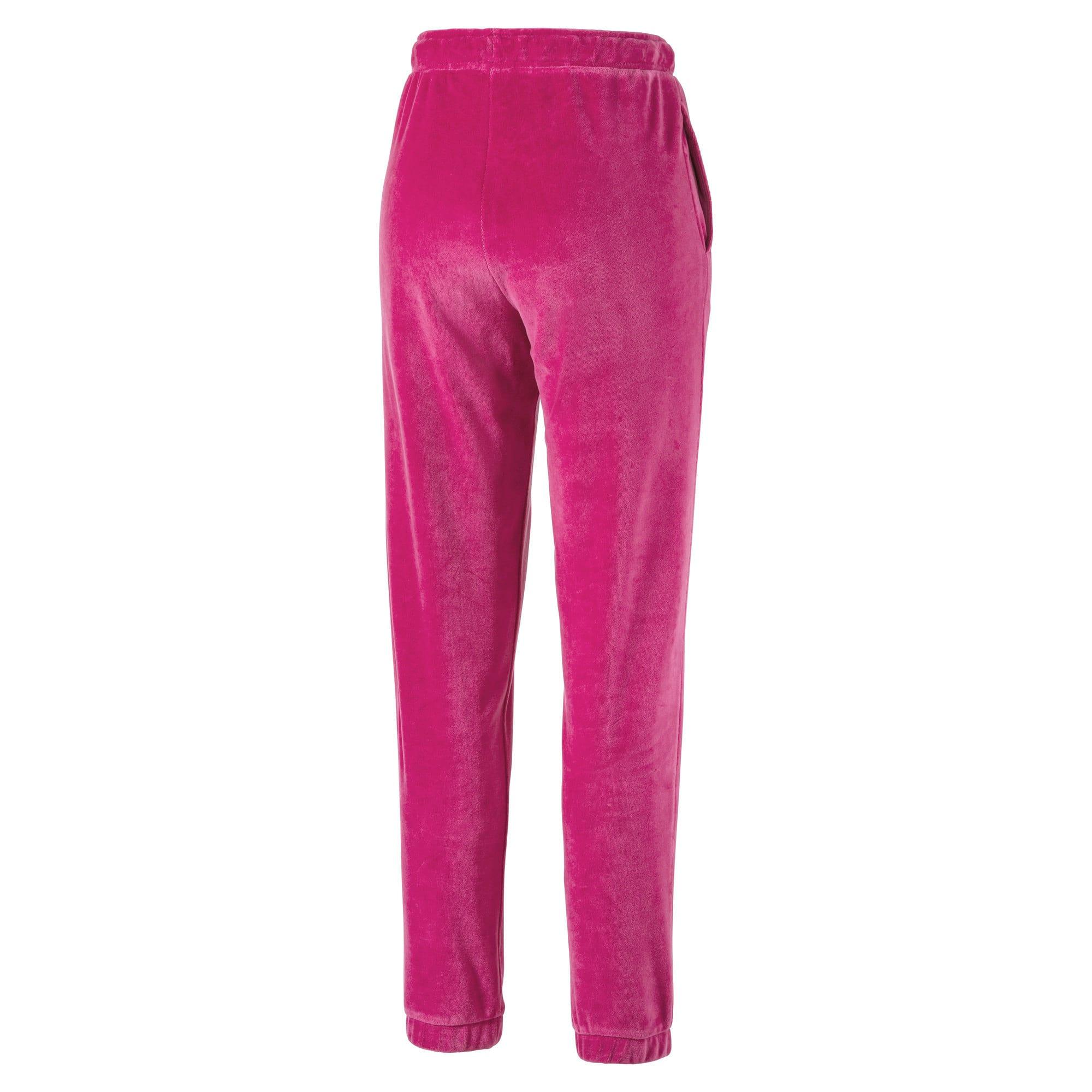 Thumbnail 3 of Velvet Women's Pants, Magenta Haze, medium
