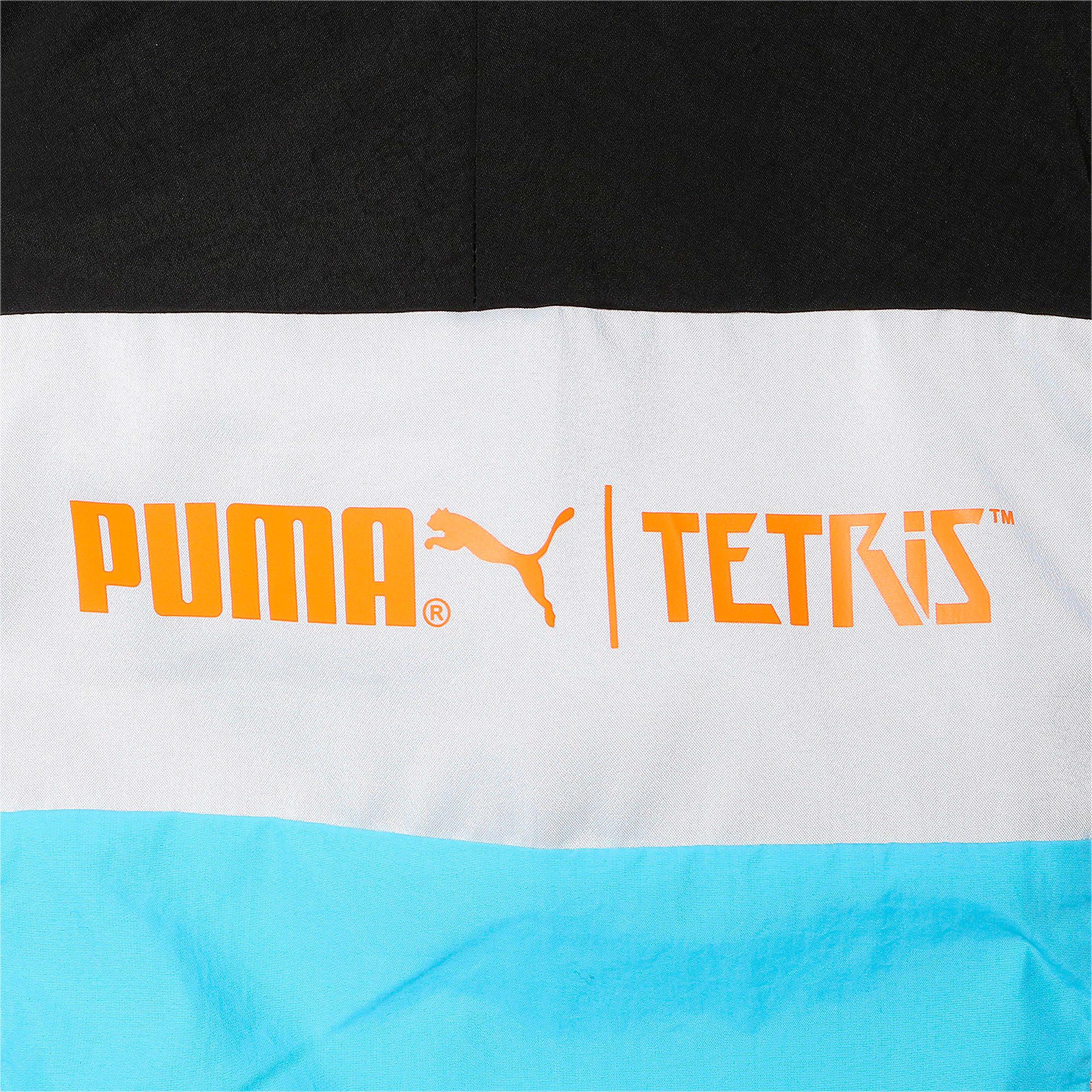 Thumbnail 8 of PUMA x TETRIS ユニセックス トラックジャケット, Puma Black, medium-JPN