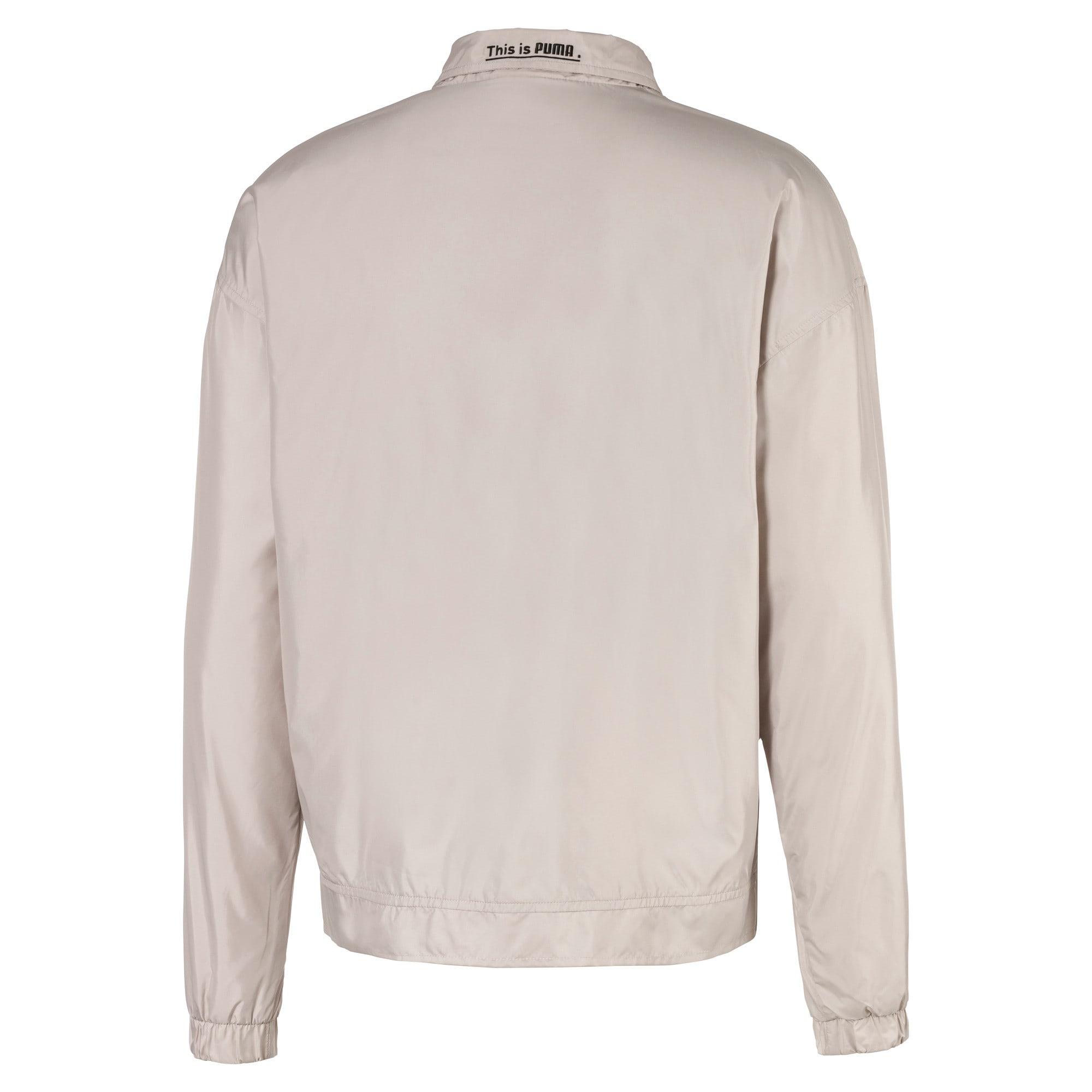 Thumbnail 2 of Lightweight Woven Men's Jacket, Dove, medium