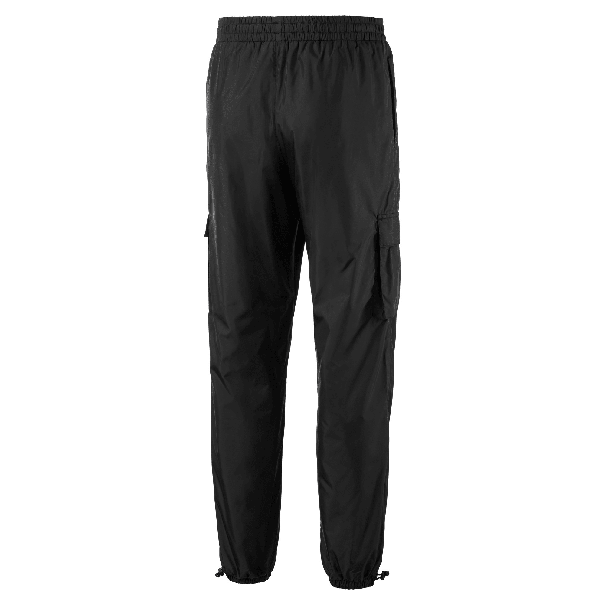 Thumbnail 2 of Lightweight Woven Men's Pants, Puma Black, medium