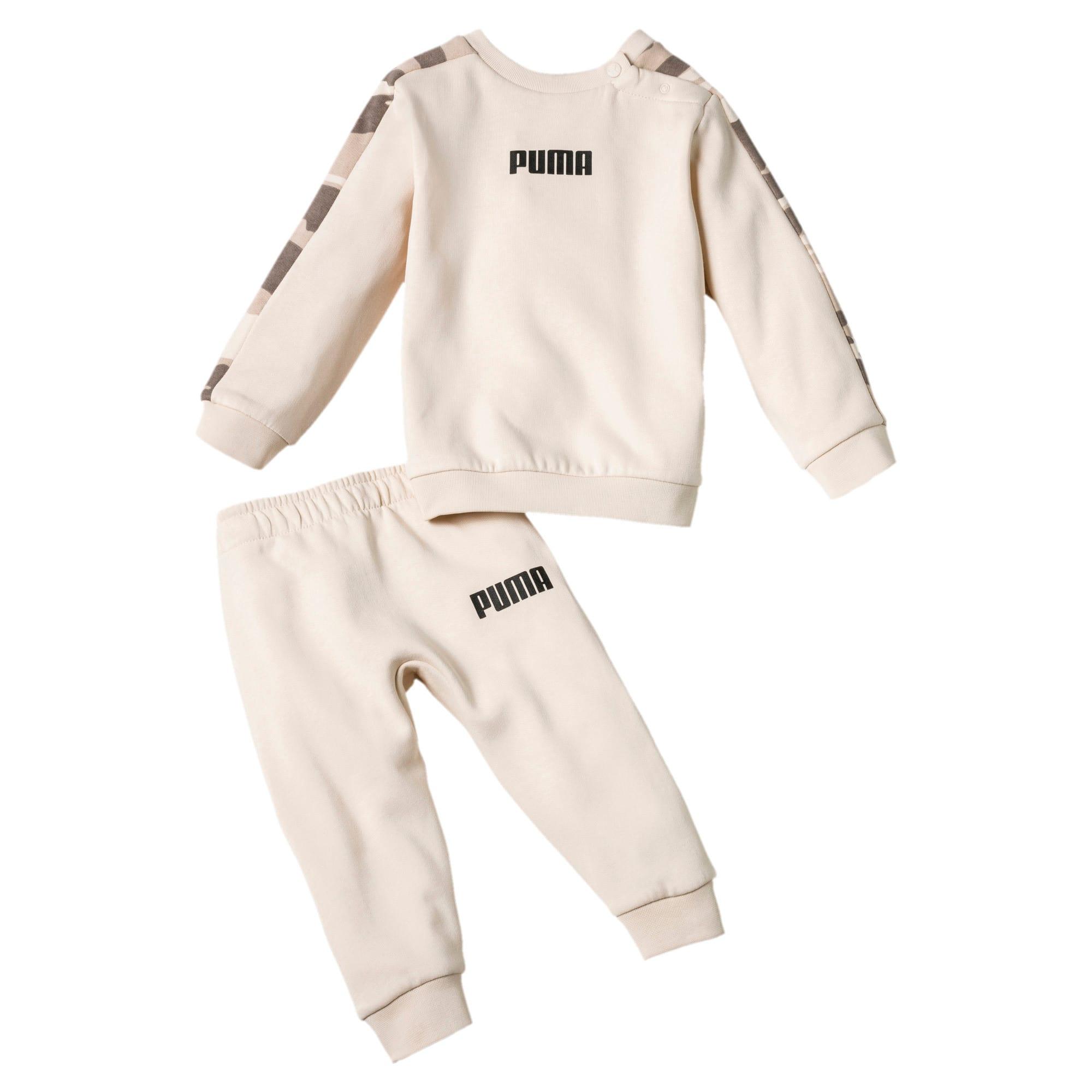 Thumbnail 1 of Streetwear T7 joggingpakje voor baby's, White Swan, medium