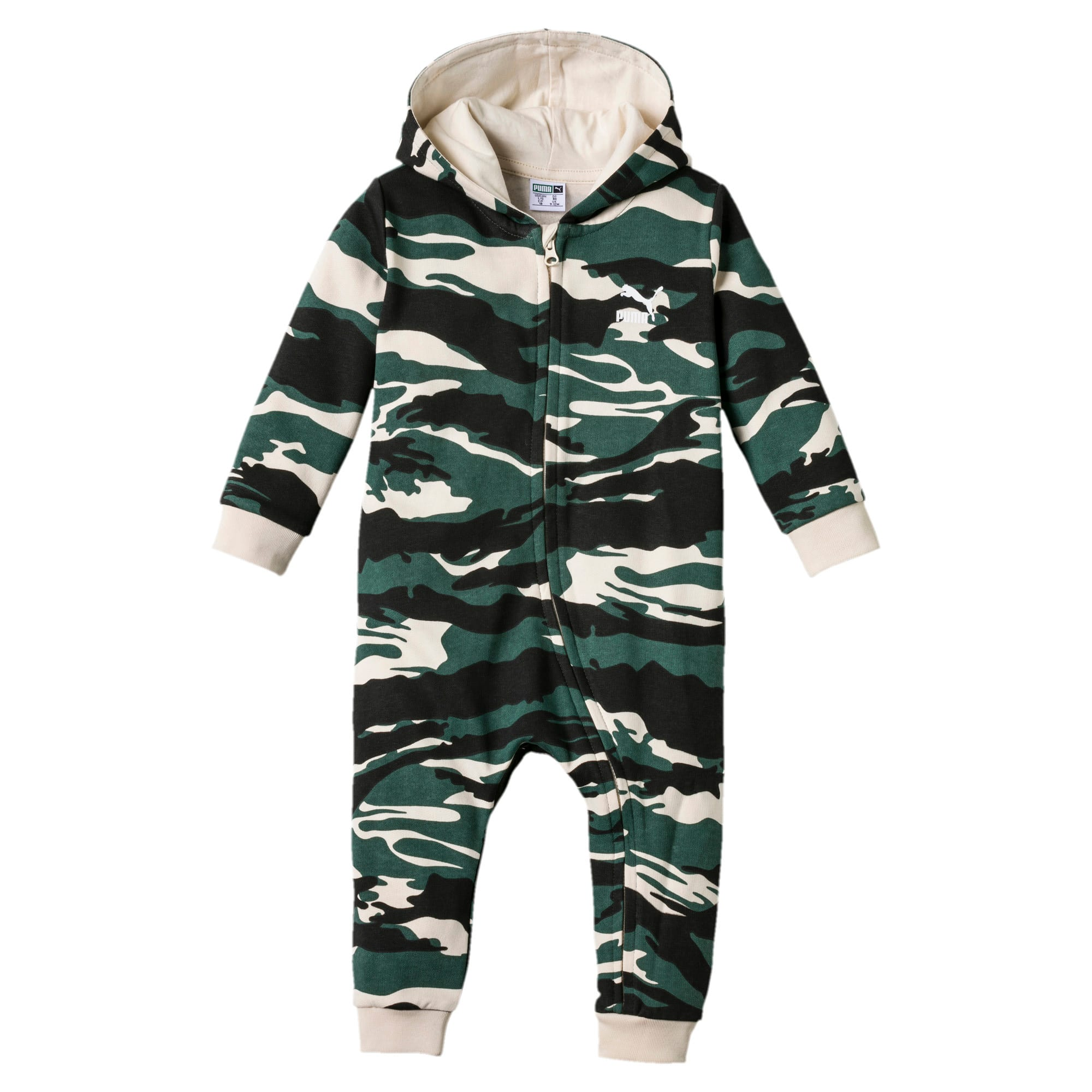Thumbnail 1 of Street Wear Camo Babies Einteiliger Anzug, Bistro Green-AOP, medium