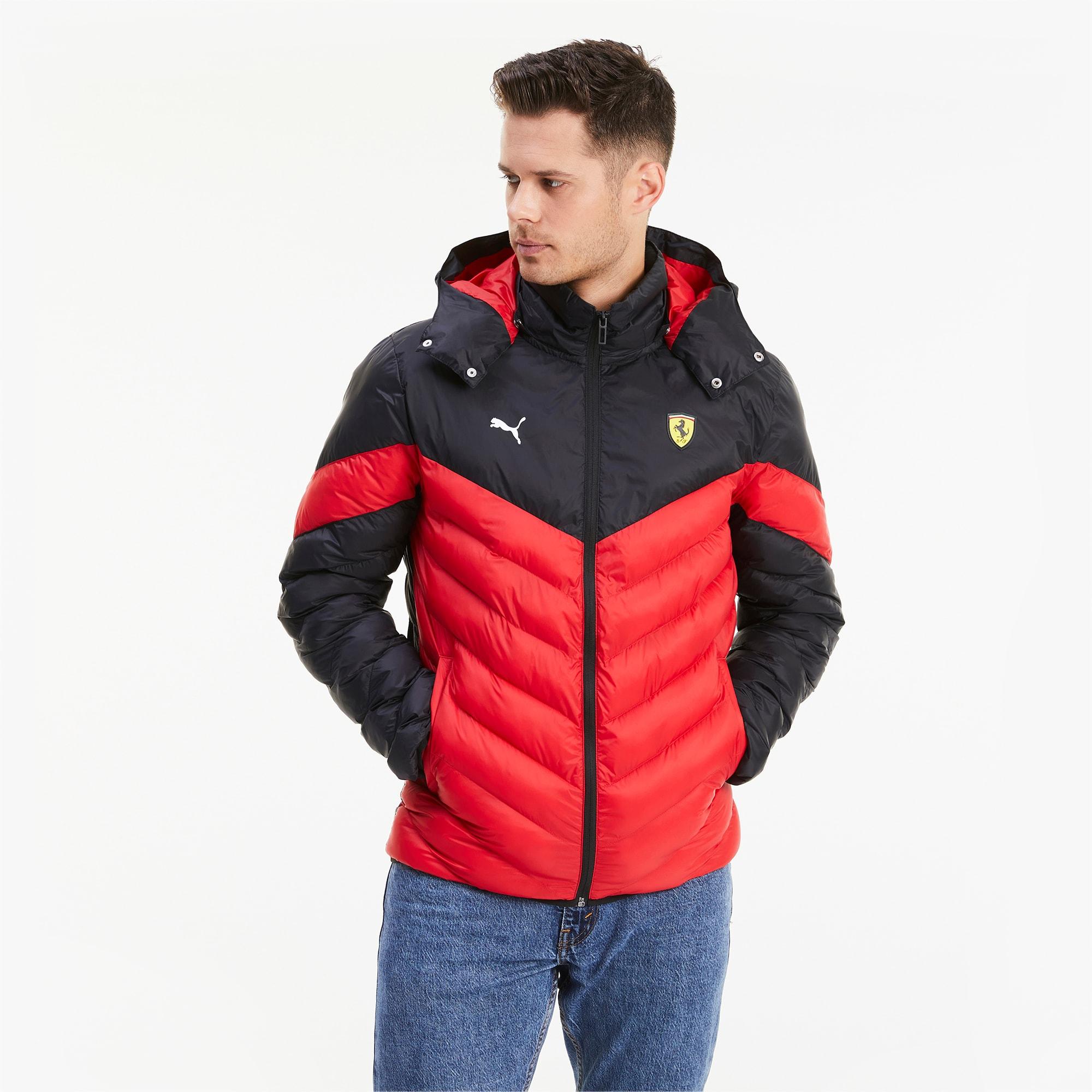 Scuderia Ferrari Race MCS EcoLite Men's Jacket