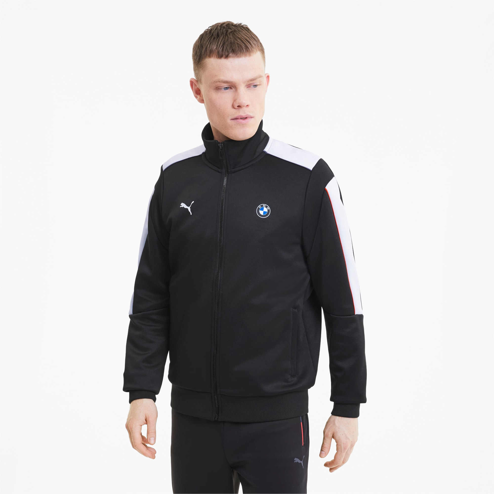 PUMA BMW M Motorsport Men's T7 Track Jacket