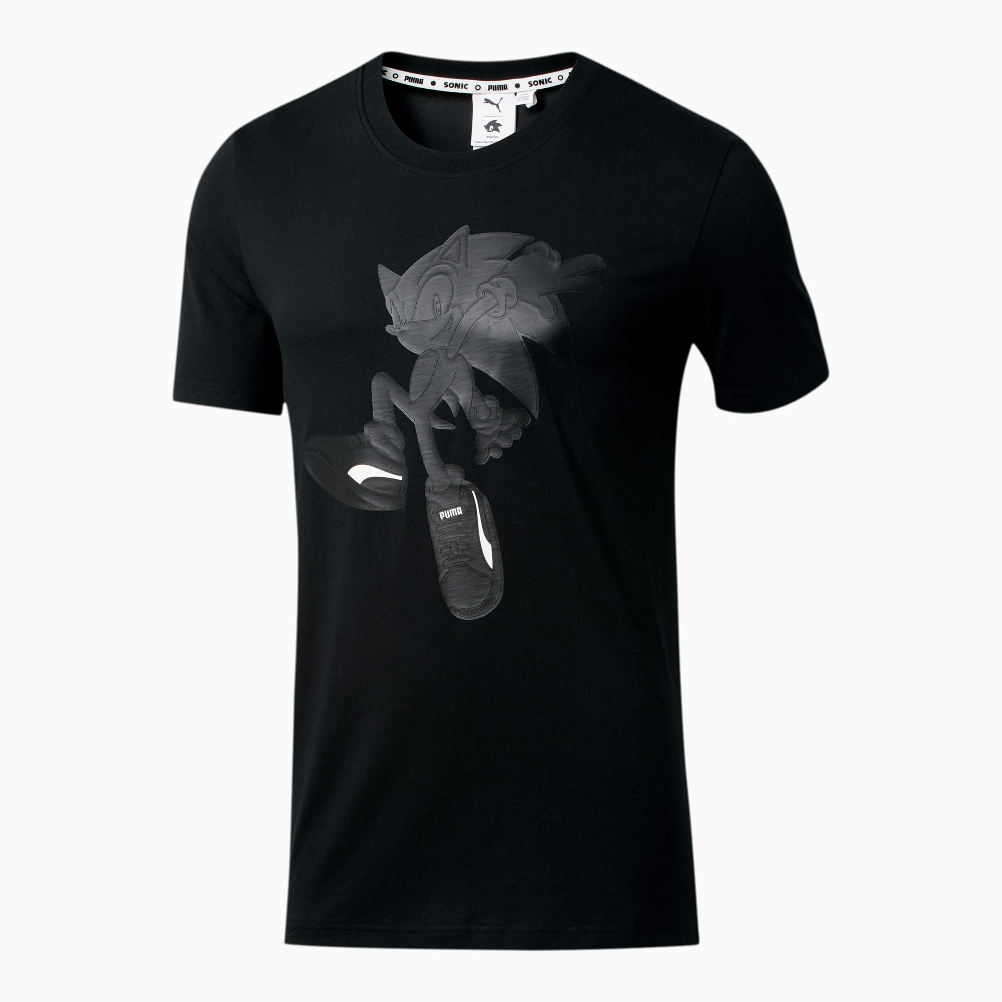 PUMA x SONIC Men's Graphic Tee