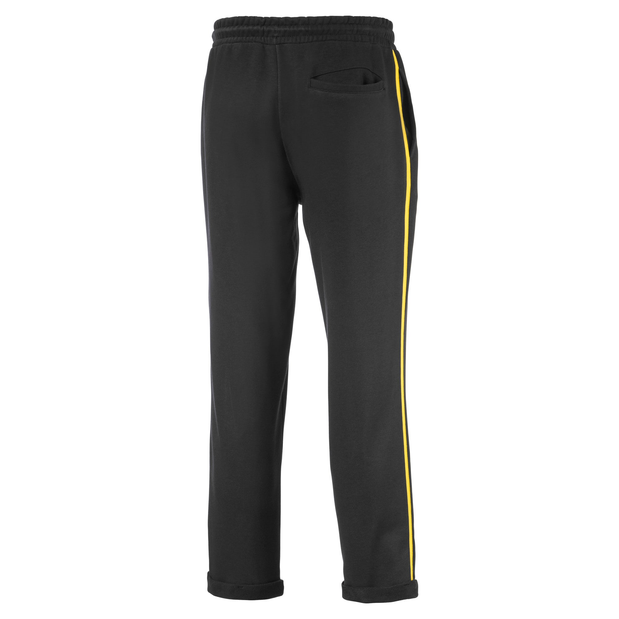 Thumbnail 2 of Evolution Tapered Knitted Men's Sweatpants, Anthracite, medium
