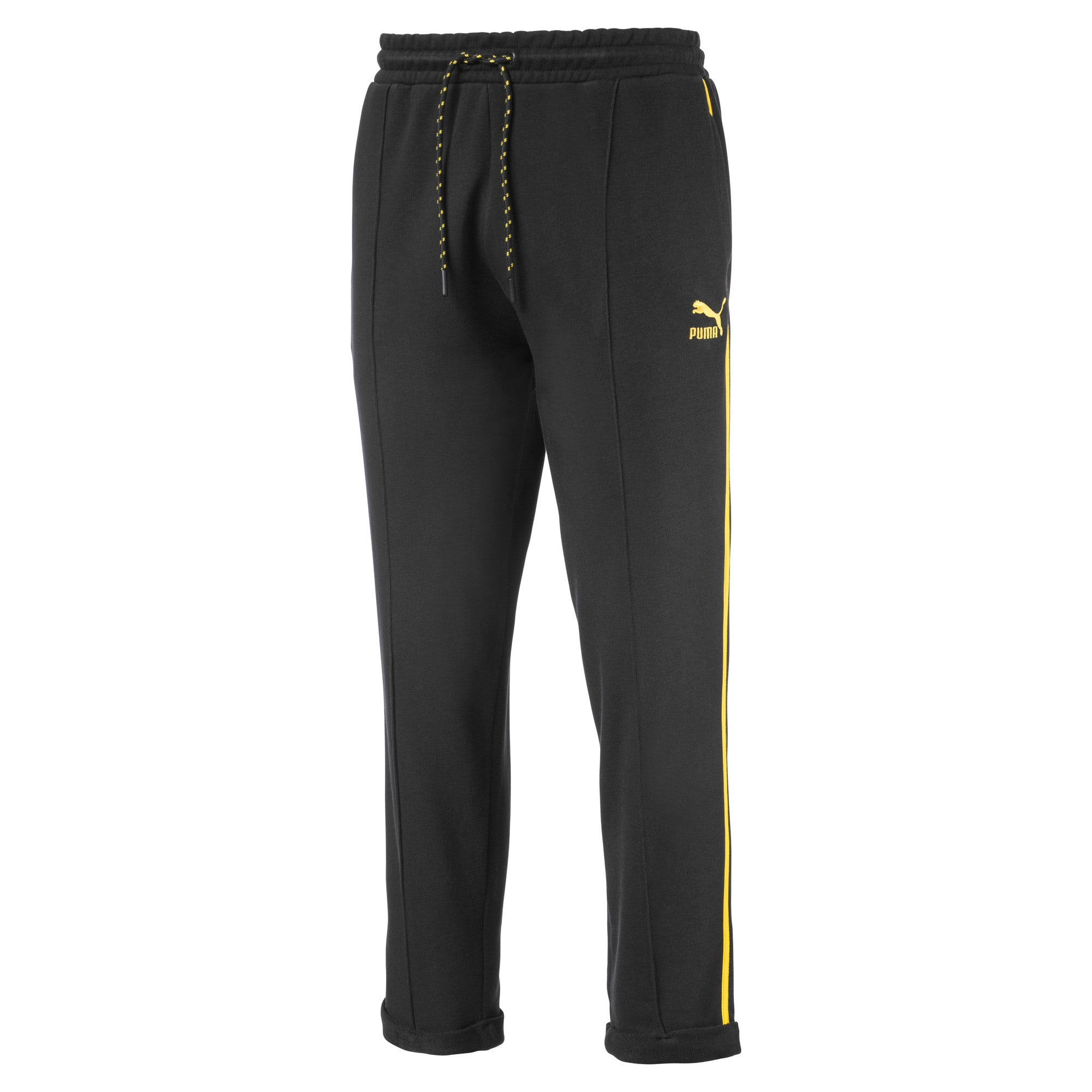 Thumbnail 1 of Evolution Tapered Knitted Men's Sweatpants, Anthracite, medium