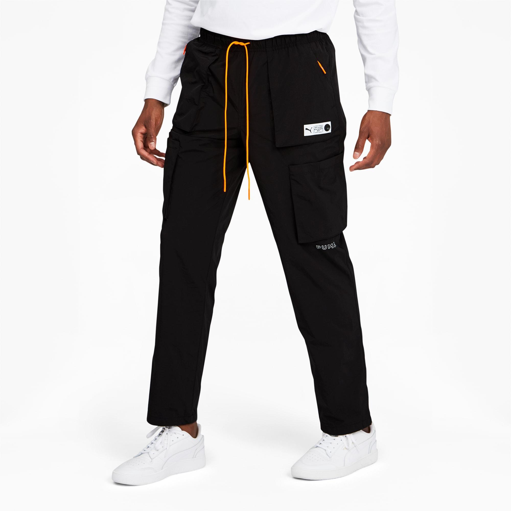 Pantalones Cargo Parquet Para Hombre Puma Ee Uu