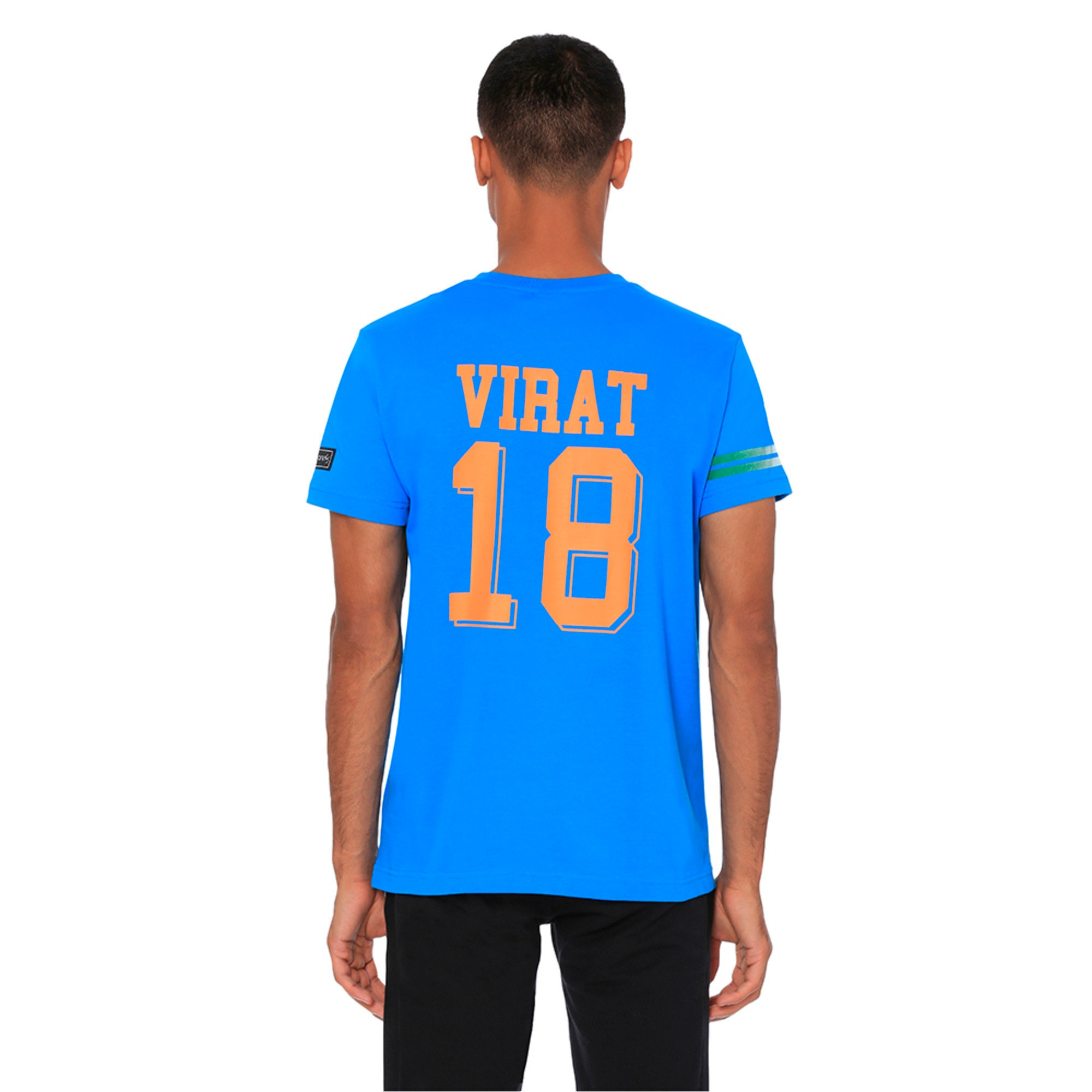 Thumbnail 5 of World Cup Tee, French Blue, medium-IND