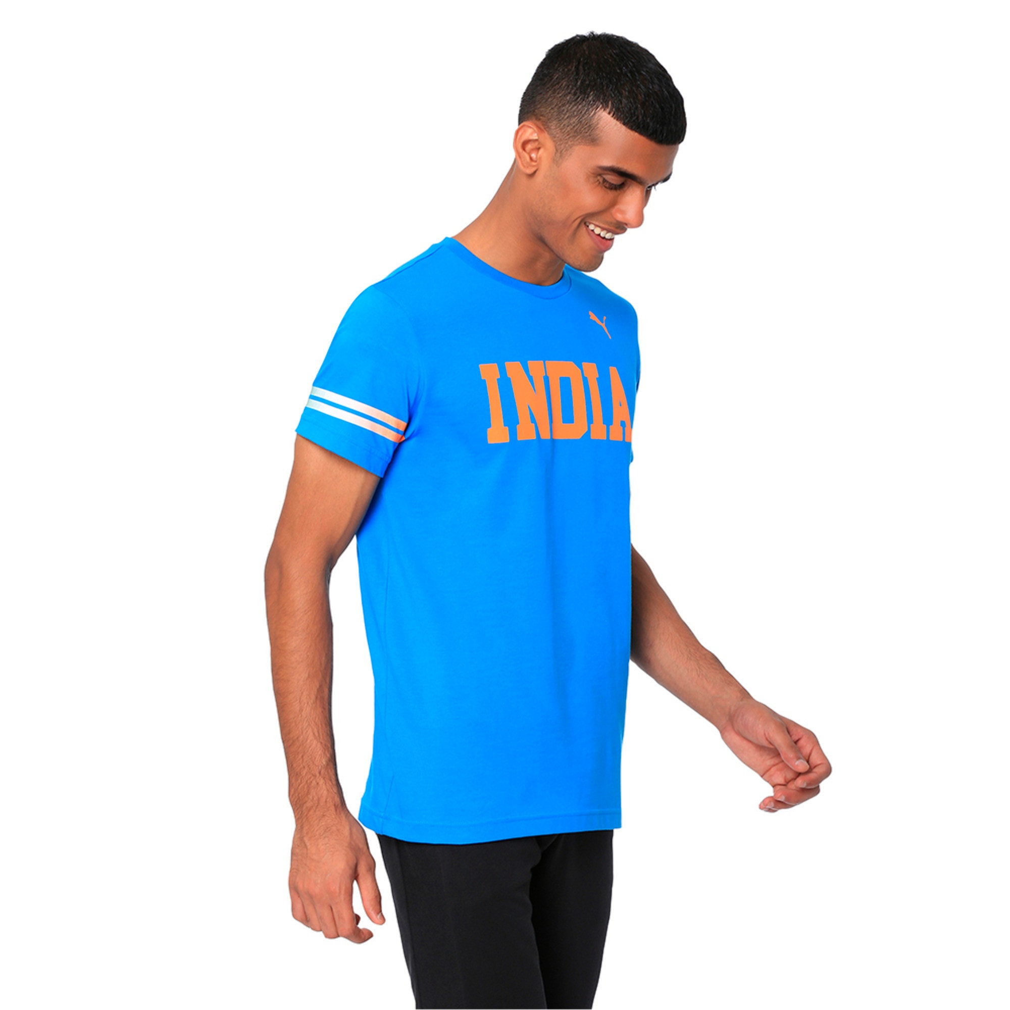 Thumbnail 1 of World Cup Tee, French Blue, medium-IND