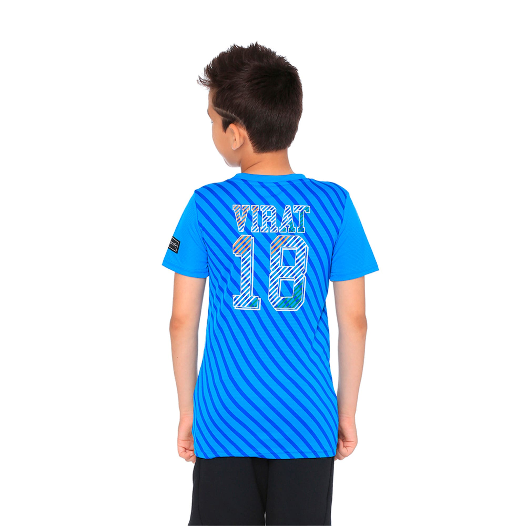 Thumbnail 5 of World Cup Tee Youth 2 French Blue, French Blue, medium-IND